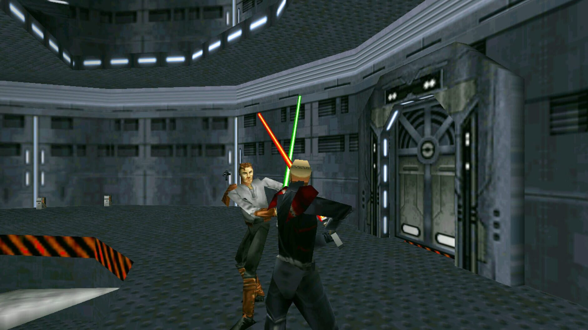Star Wars: Jedi Knight - Dark Forces II - 0