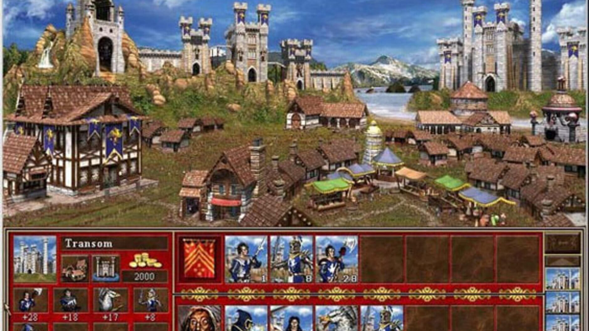 Heroes of Might and Magic III: The Restoration of Erathia - 0