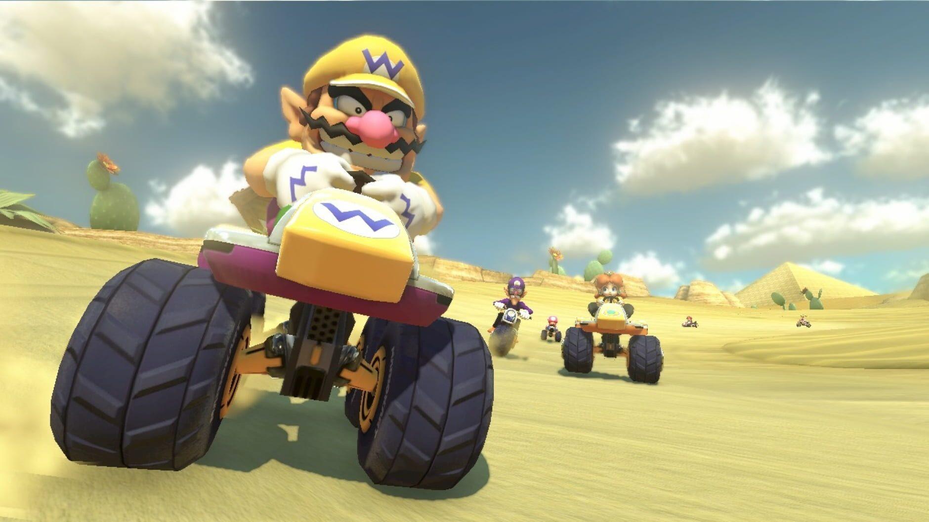 Mario Kart 8 - 0