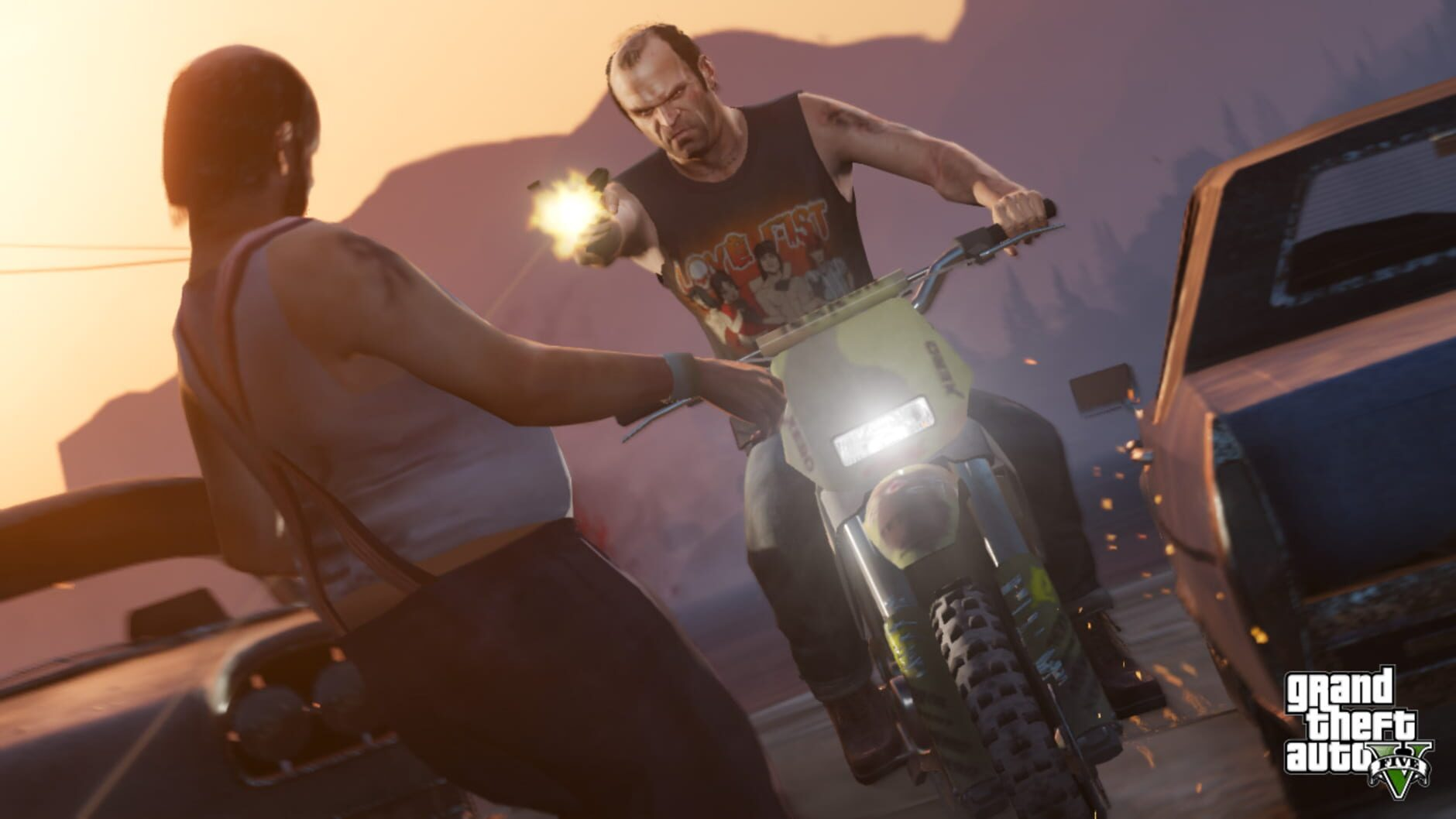 Grand Theft Auto V - 4