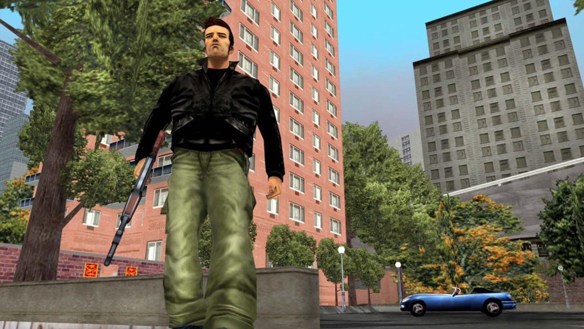 Grand Theft Auto III - 2