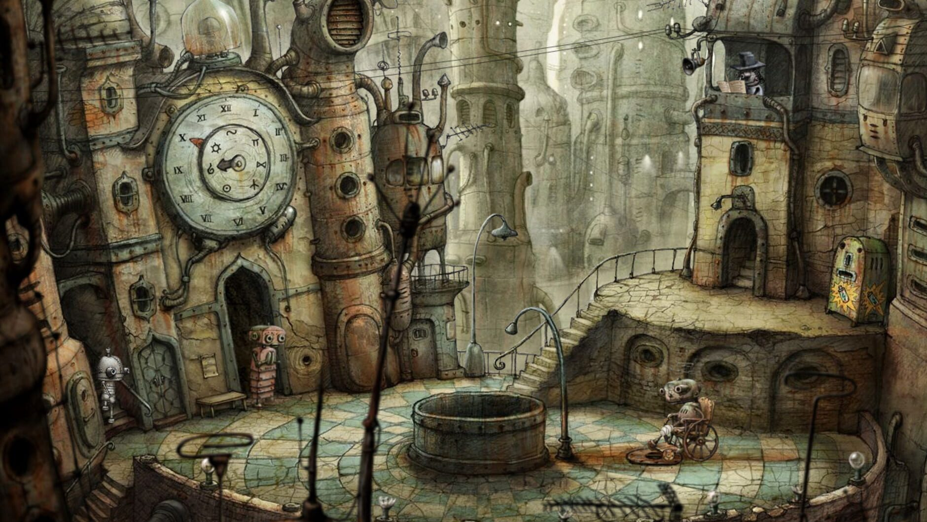 Machinarium - 1