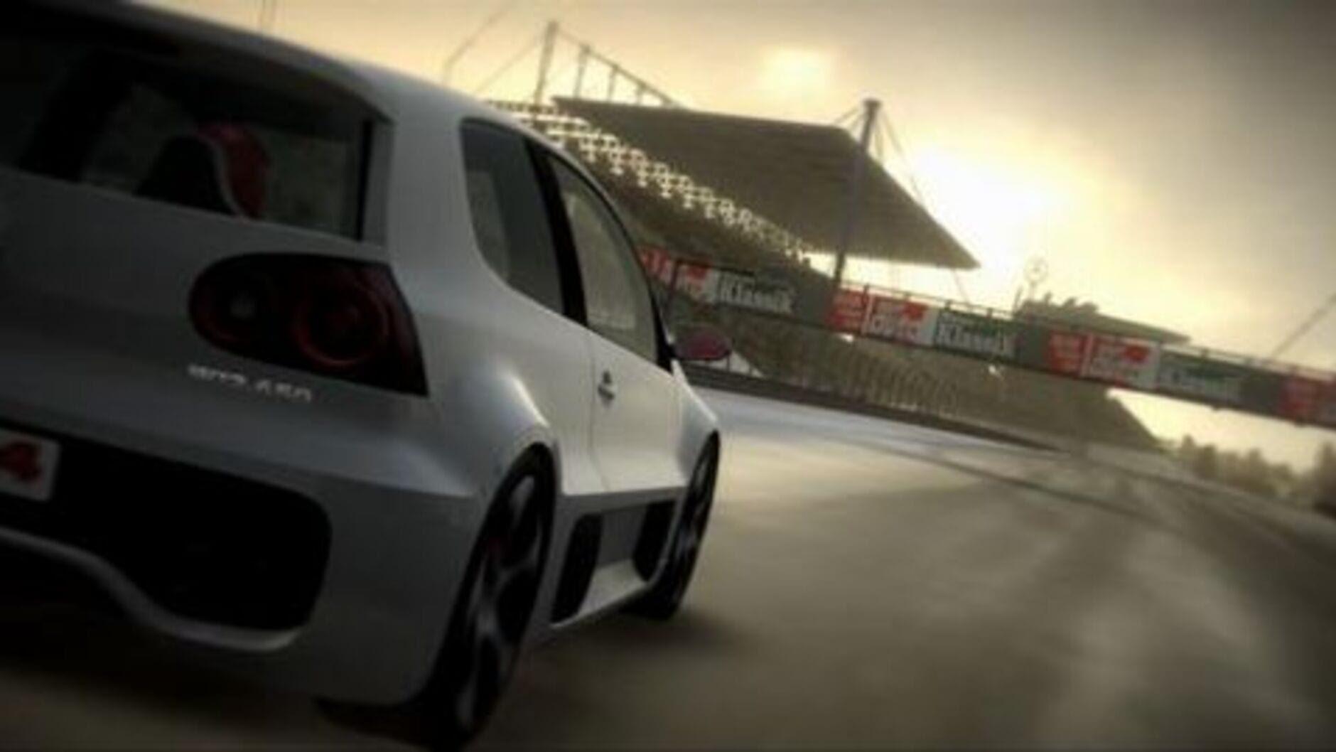 Project Gotham Racing 4 - 0