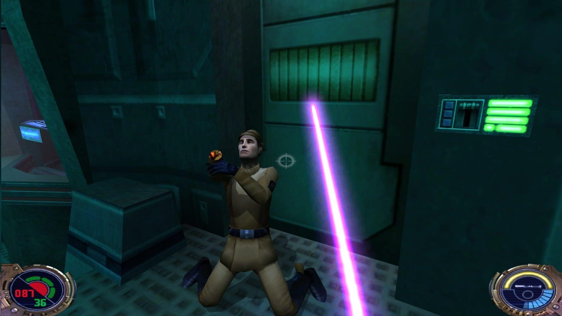 Star Wars: Jedi Knight II - Jedi Outcast - 0