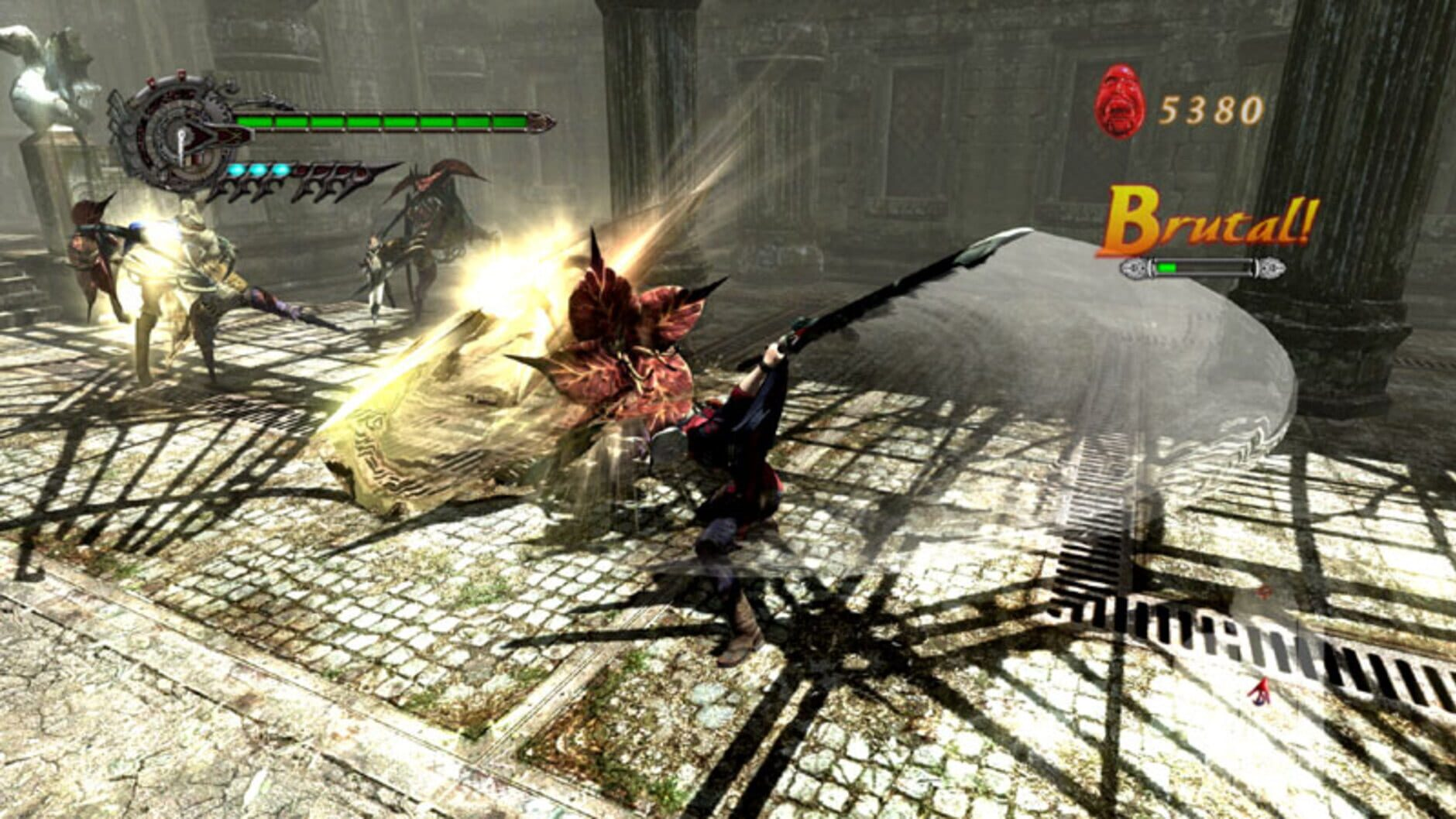 Devil May Cry 4 - 4