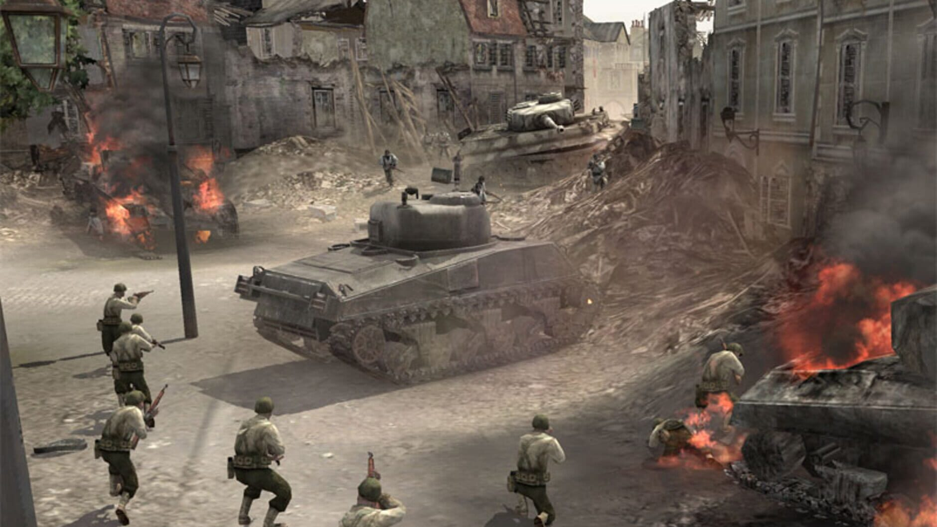 Company of Heroes - 0
