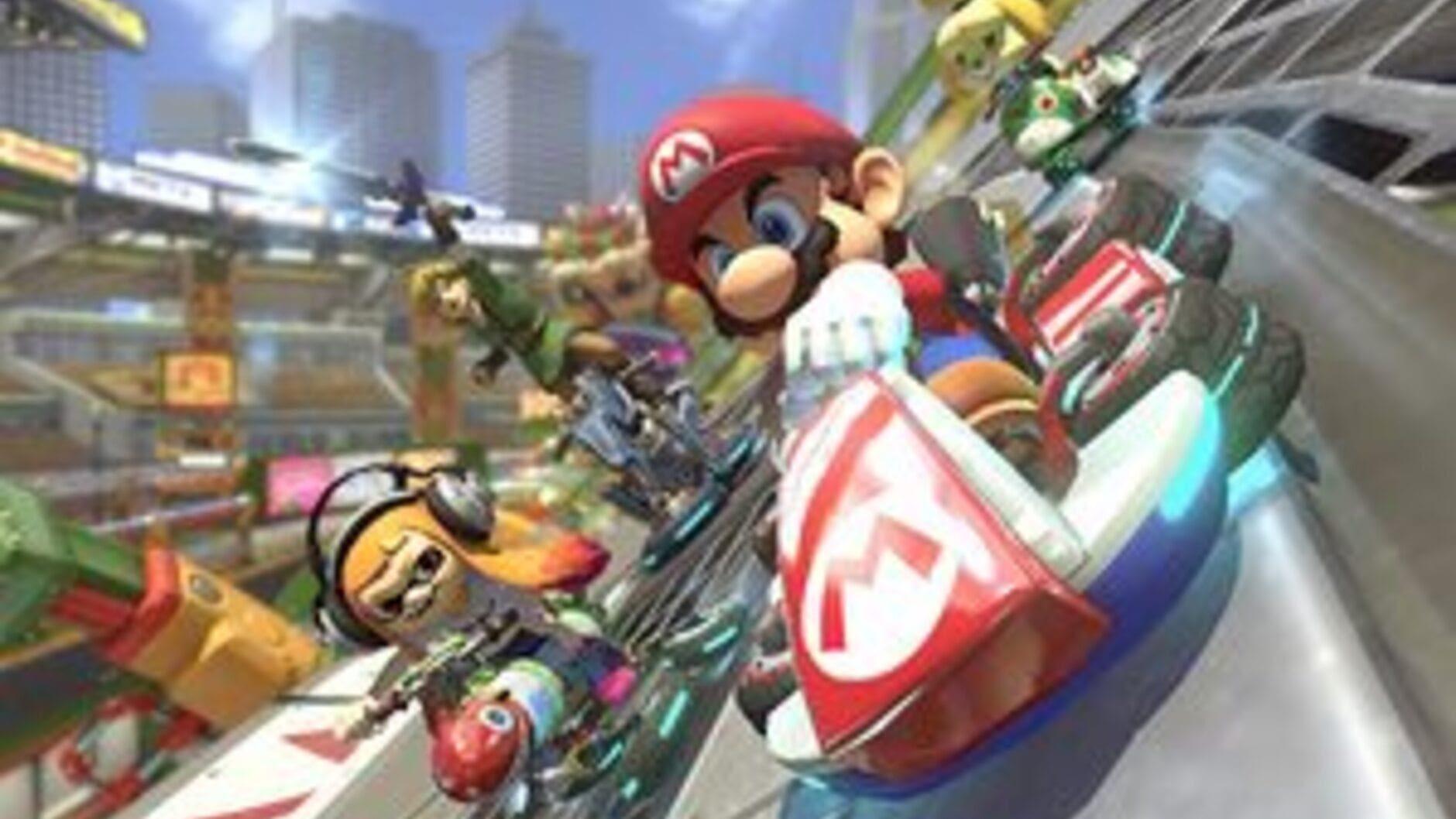 Mario Kart 8 Deluxe - 0