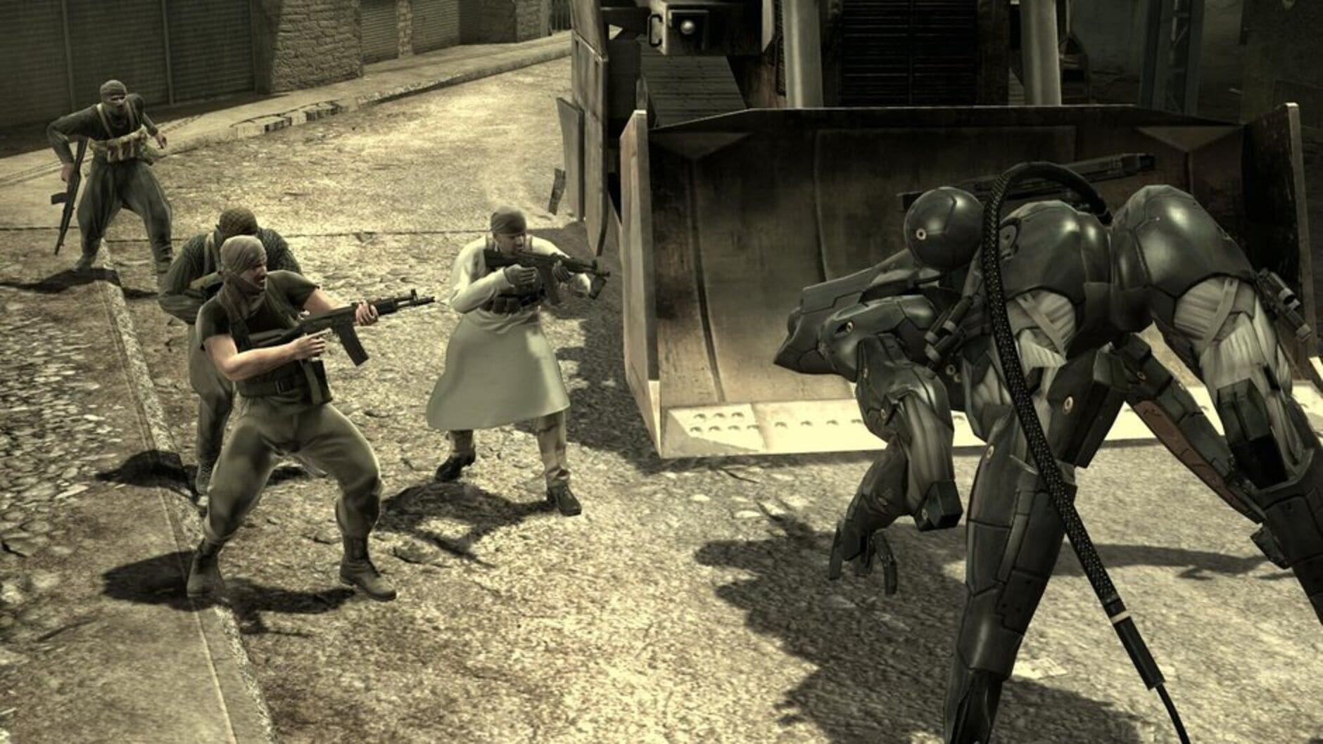 Metal Gear Solid 4: Guns of the Patriots - 3