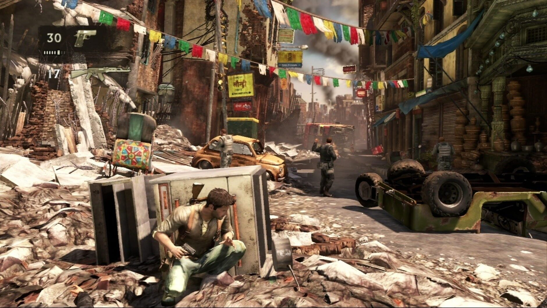 Uncharted 2: Among Thieves - 4