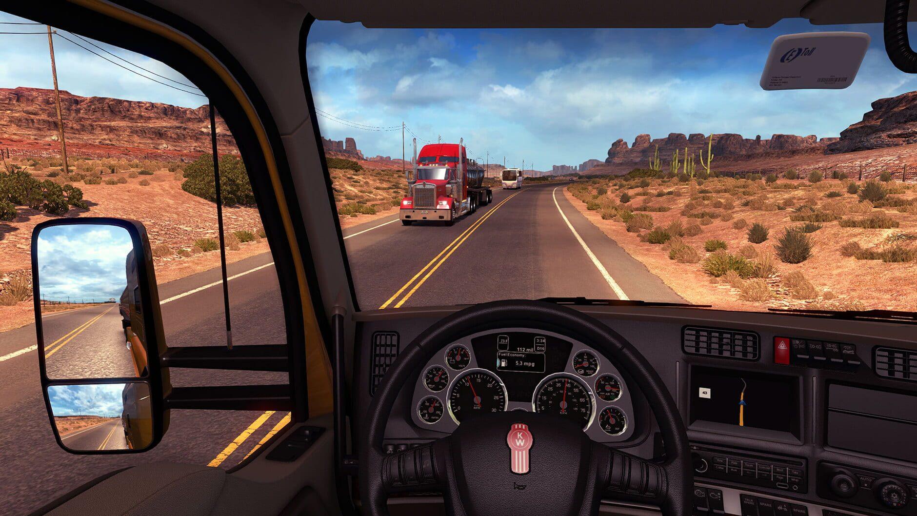 American Truck Simulator - 2
