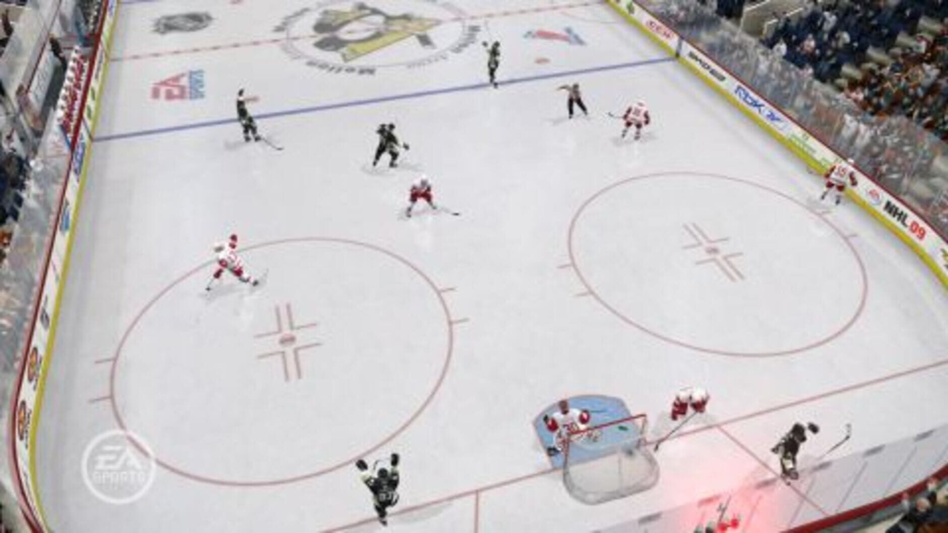 NHL 09 - 0