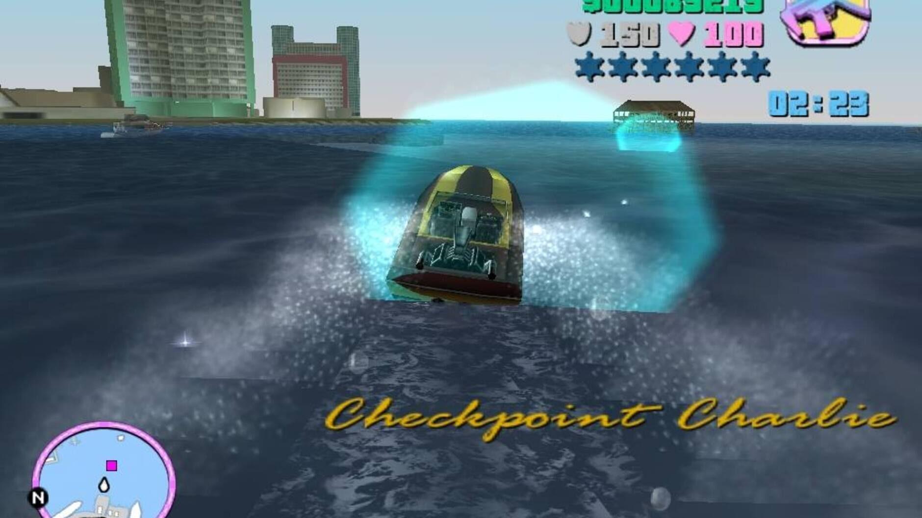 Grand Theft Auto: Vice City - 0