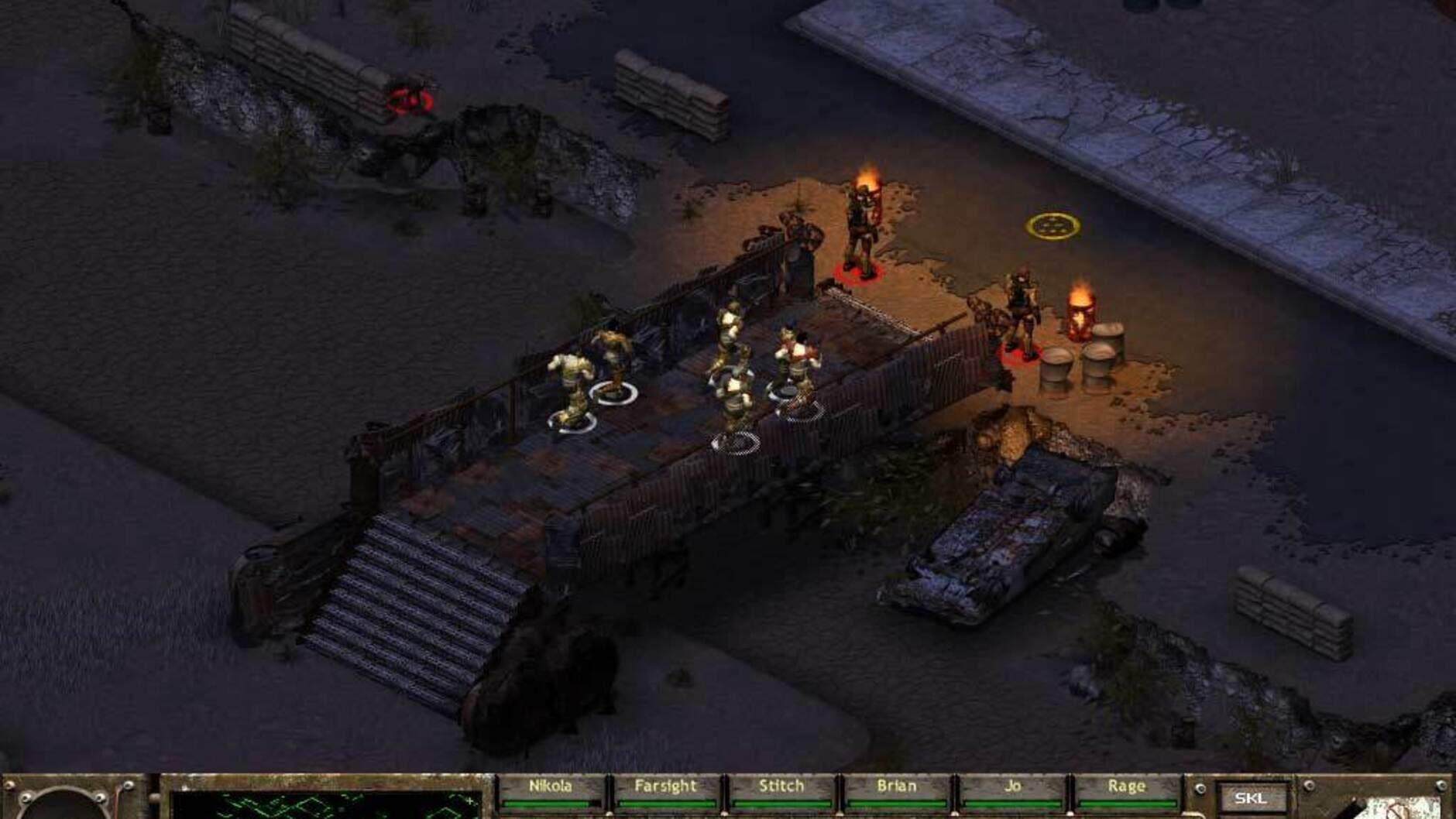 Fallout Tactics: Brotherhood Of Steel - 0