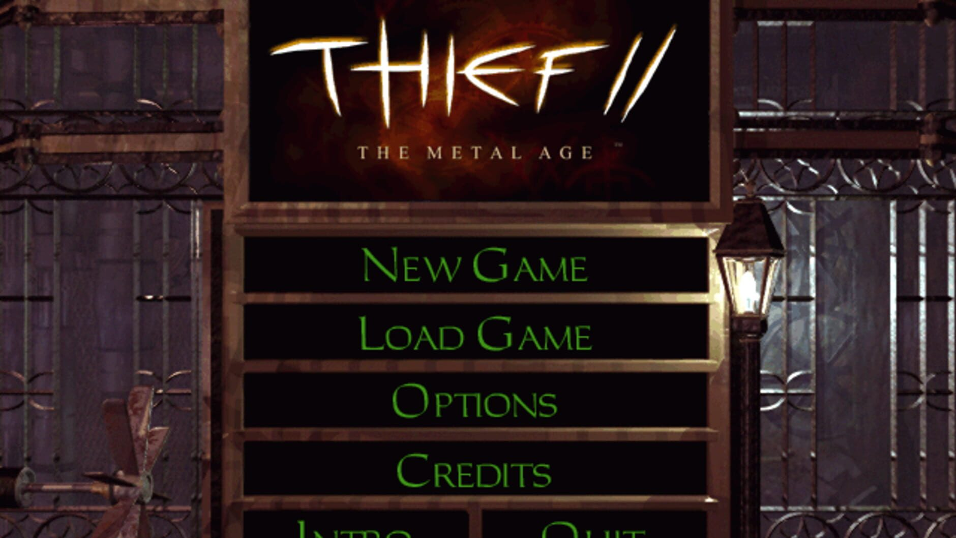 Thief II: The Metal Age - 4
