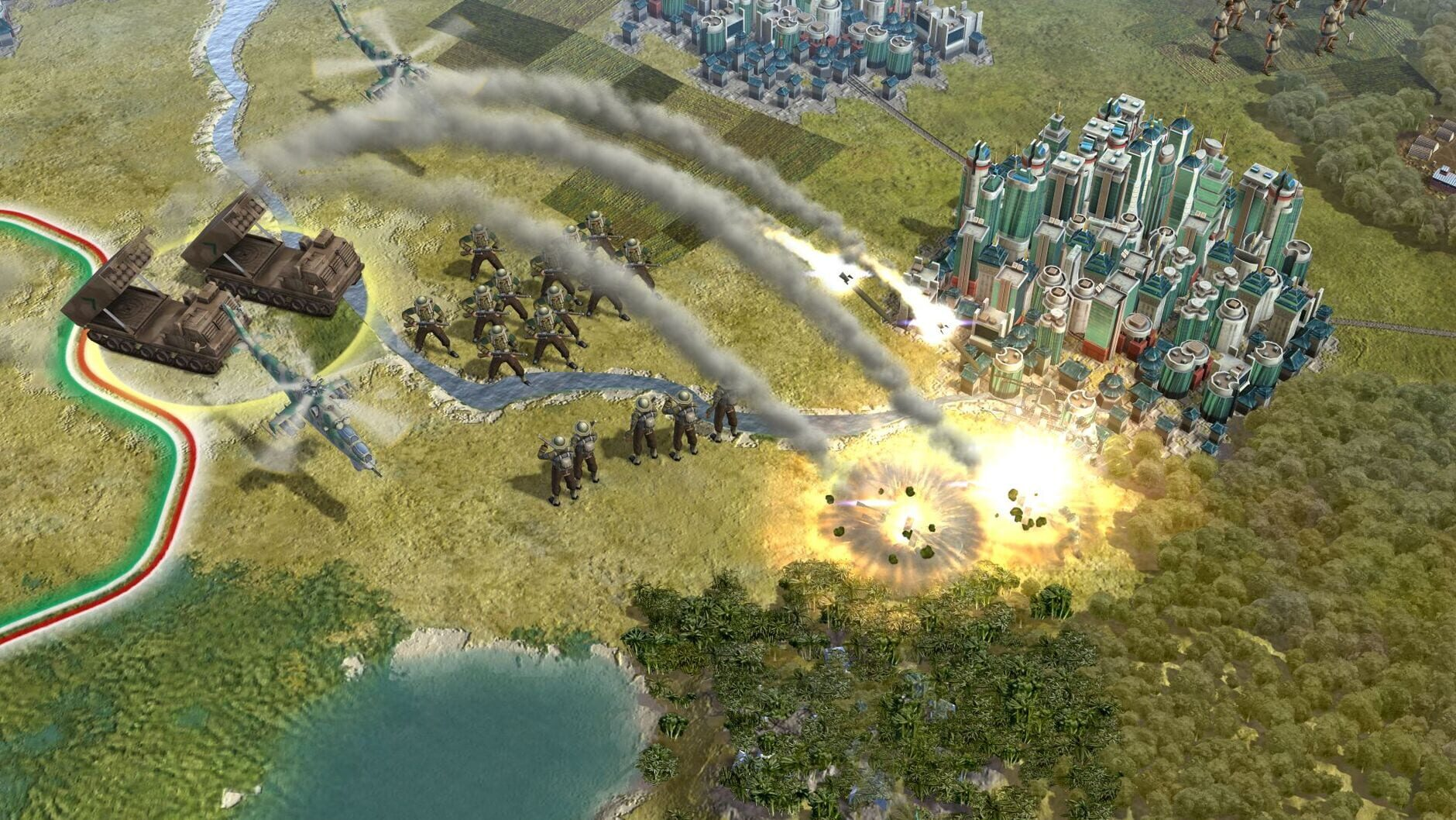 Sid Meier's Civilization V - 4
