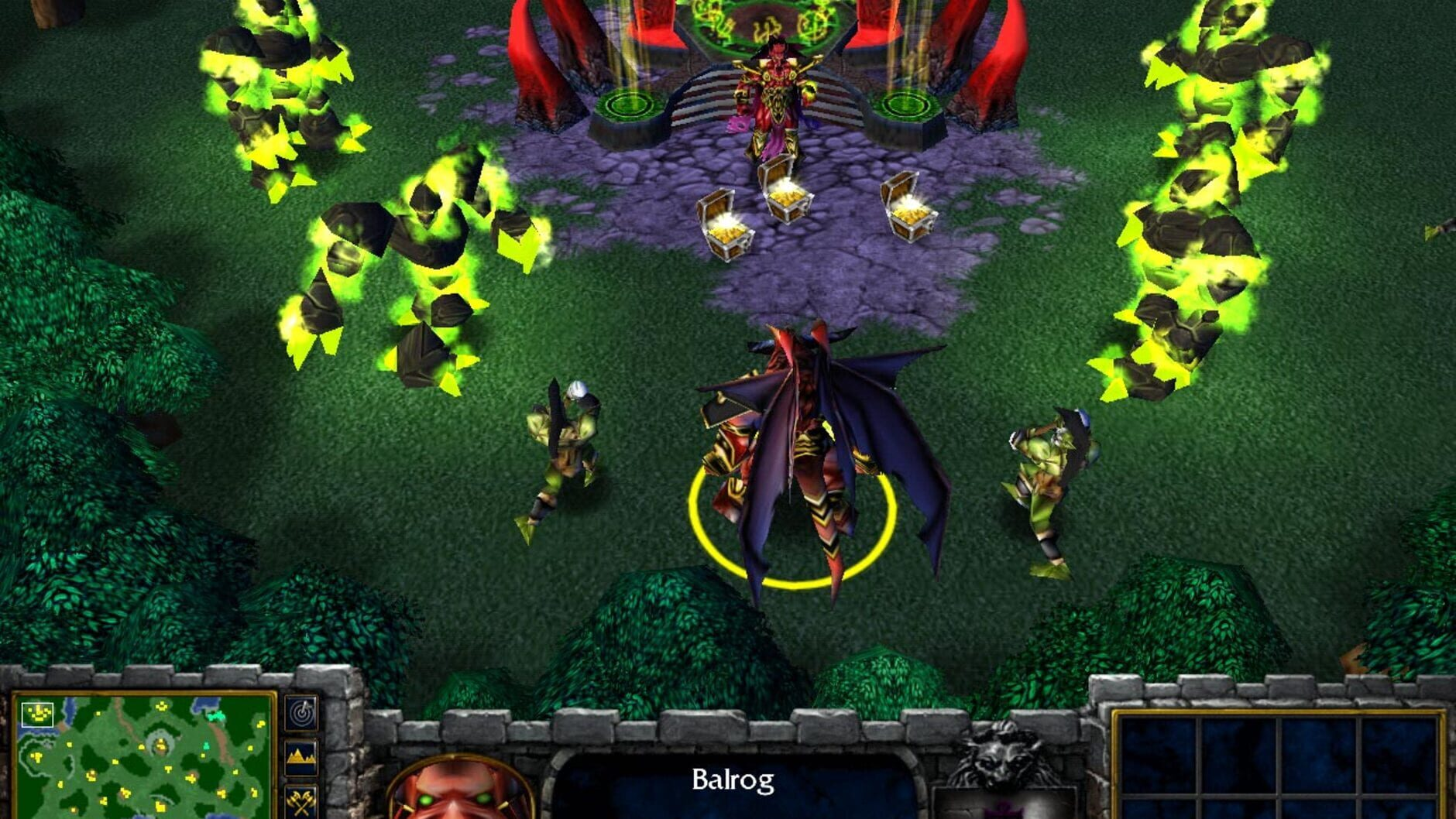 Warcraft III: Reign of Chaos - 1