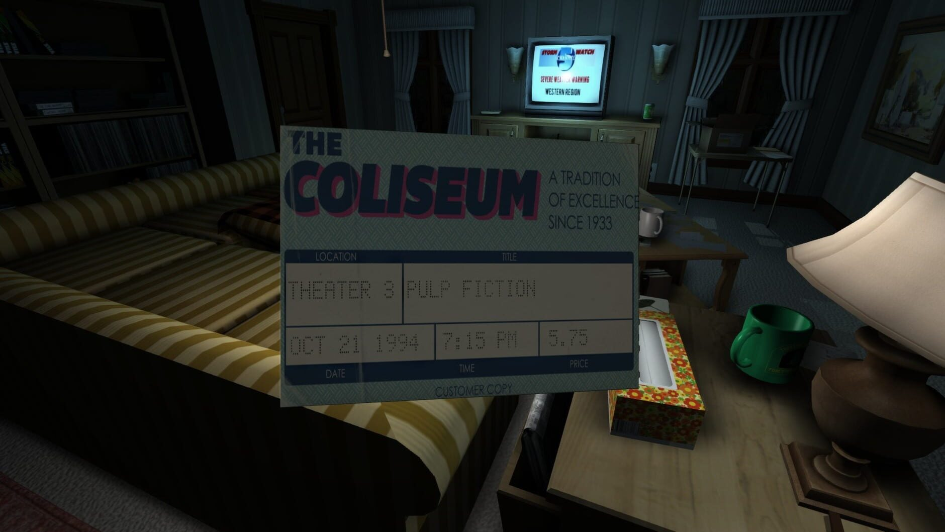 Gone Home - 0