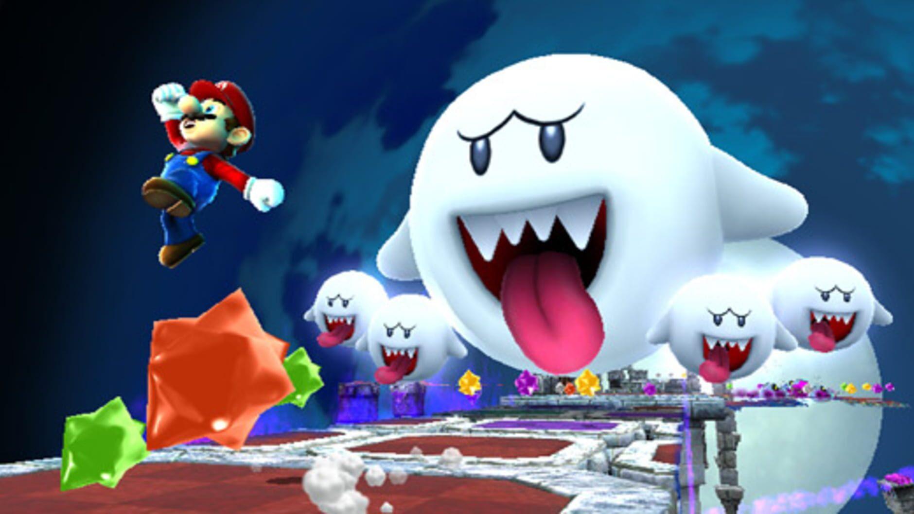 Super Mario Galaxy 2 - 0