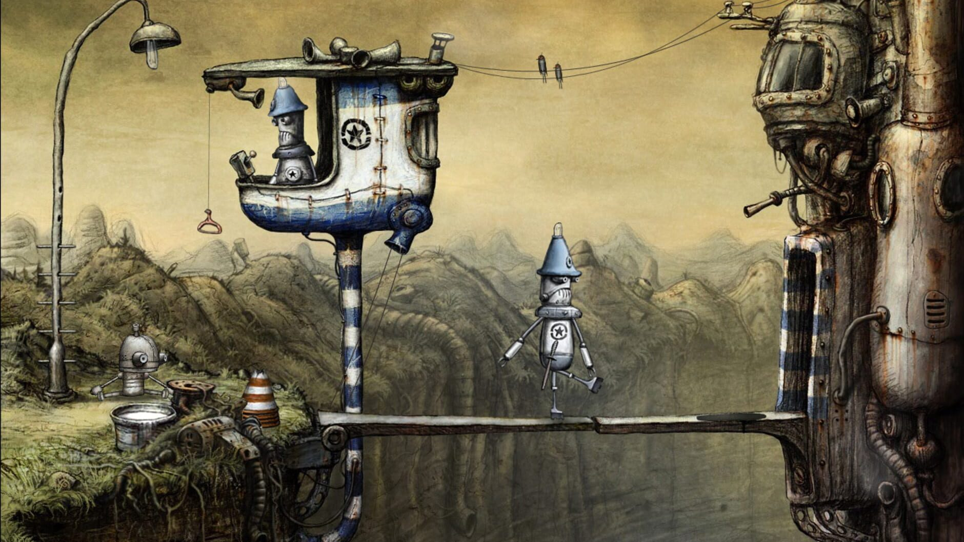 Machinarium - 0