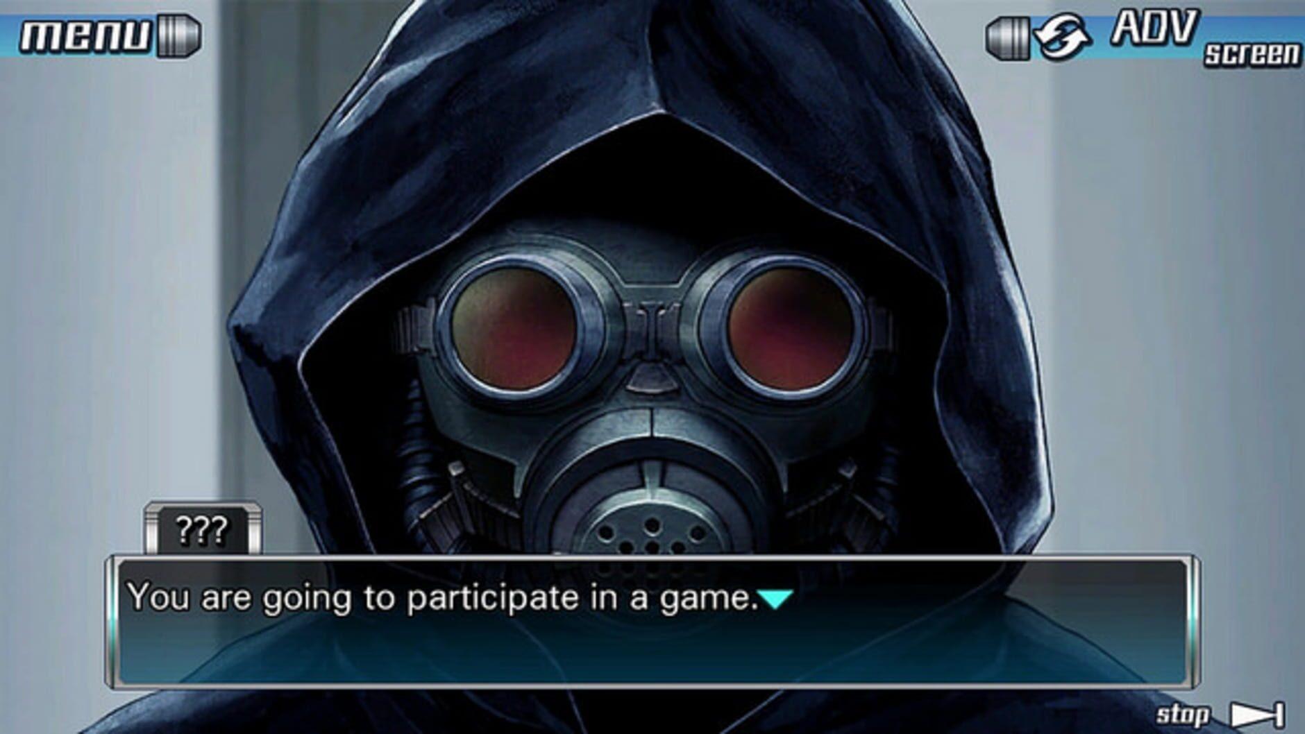 Zero Escape: The Nonary Games - 1