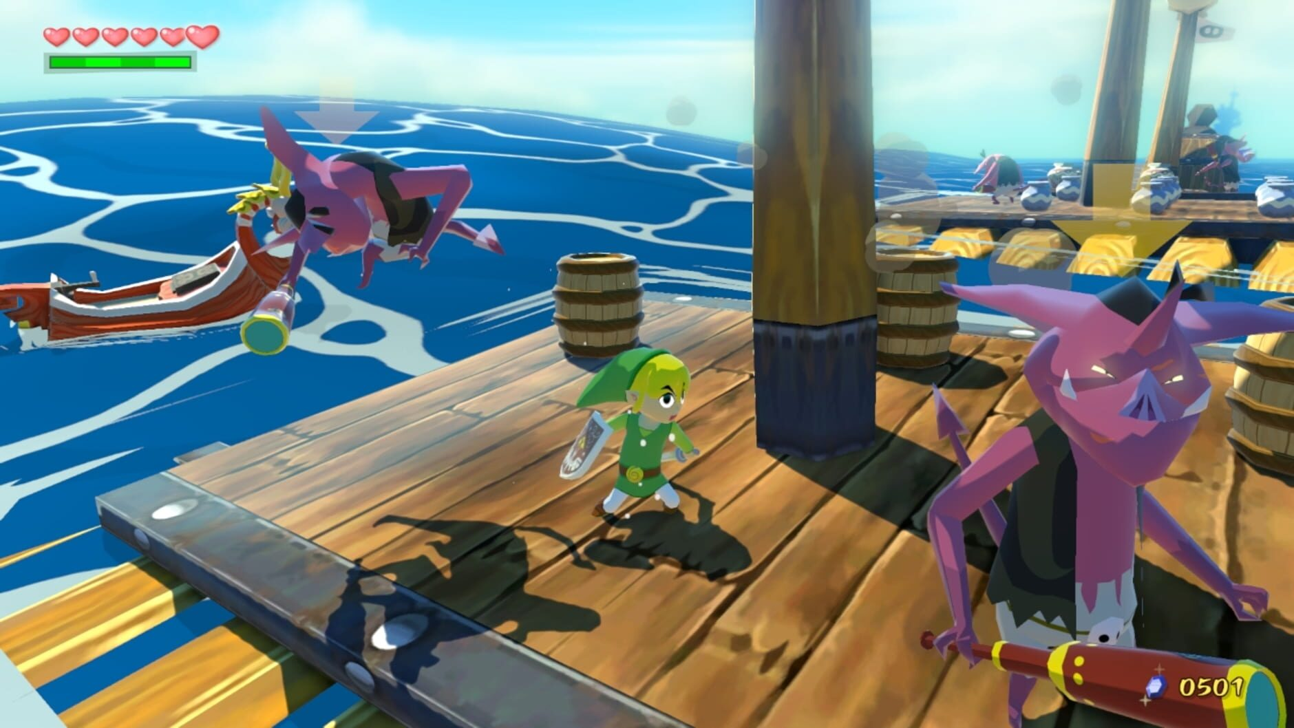 The Legend of Zelda: The Wind Waker HD - 3