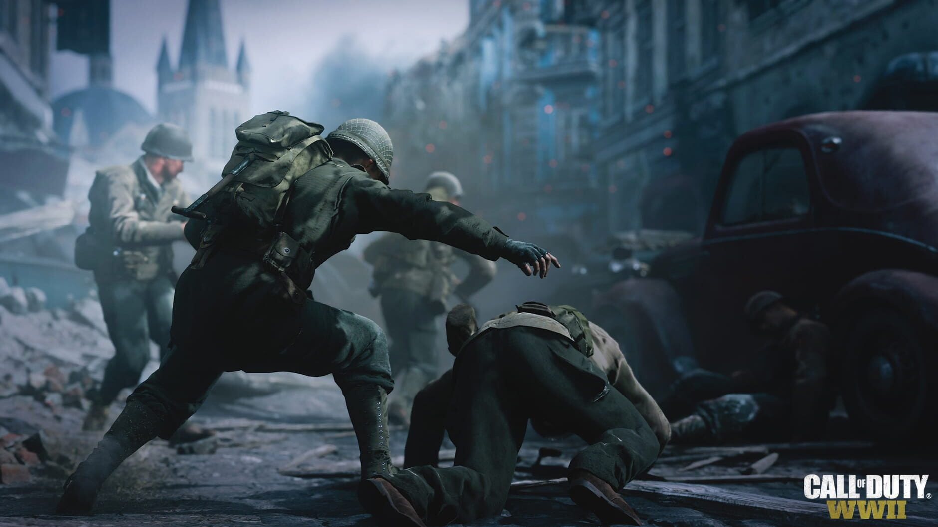 Call of Duty: WWII - 4