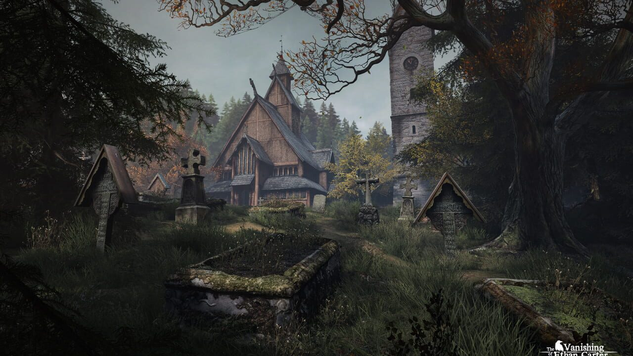 The Vanishing of Ethan Carter macOS & Windows 2