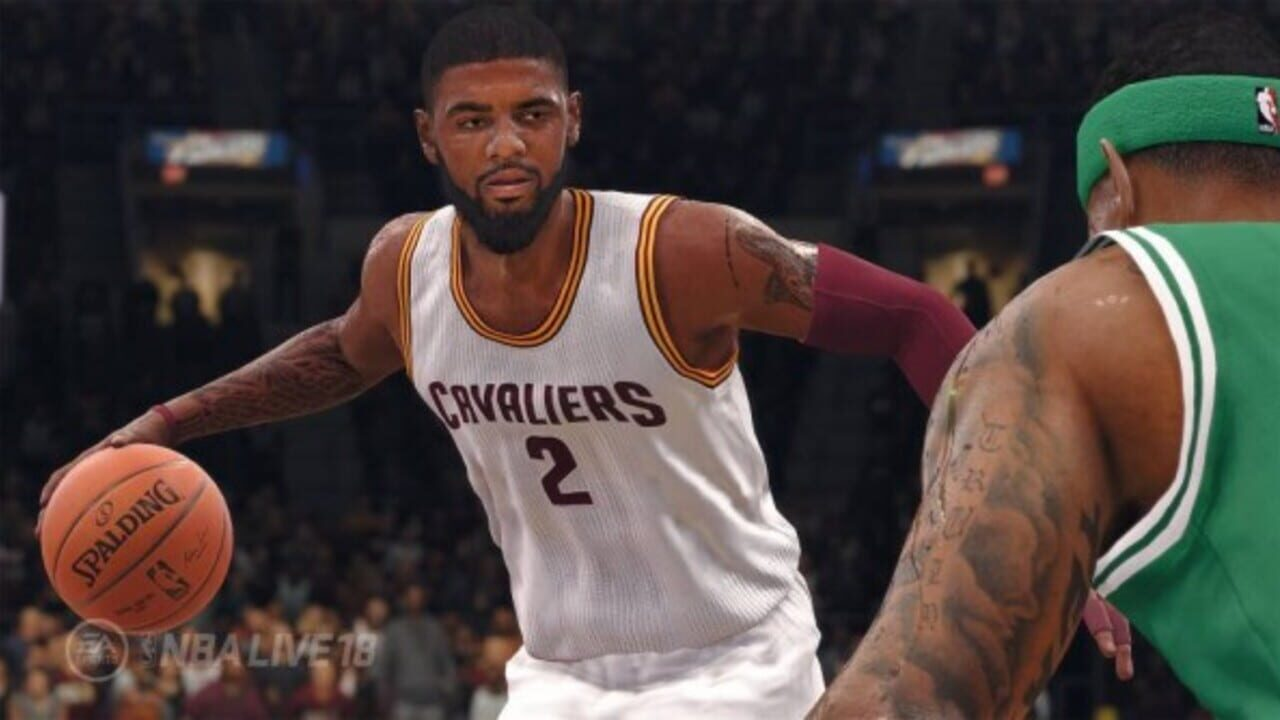 NBA Live 18 macOS & Windows 5