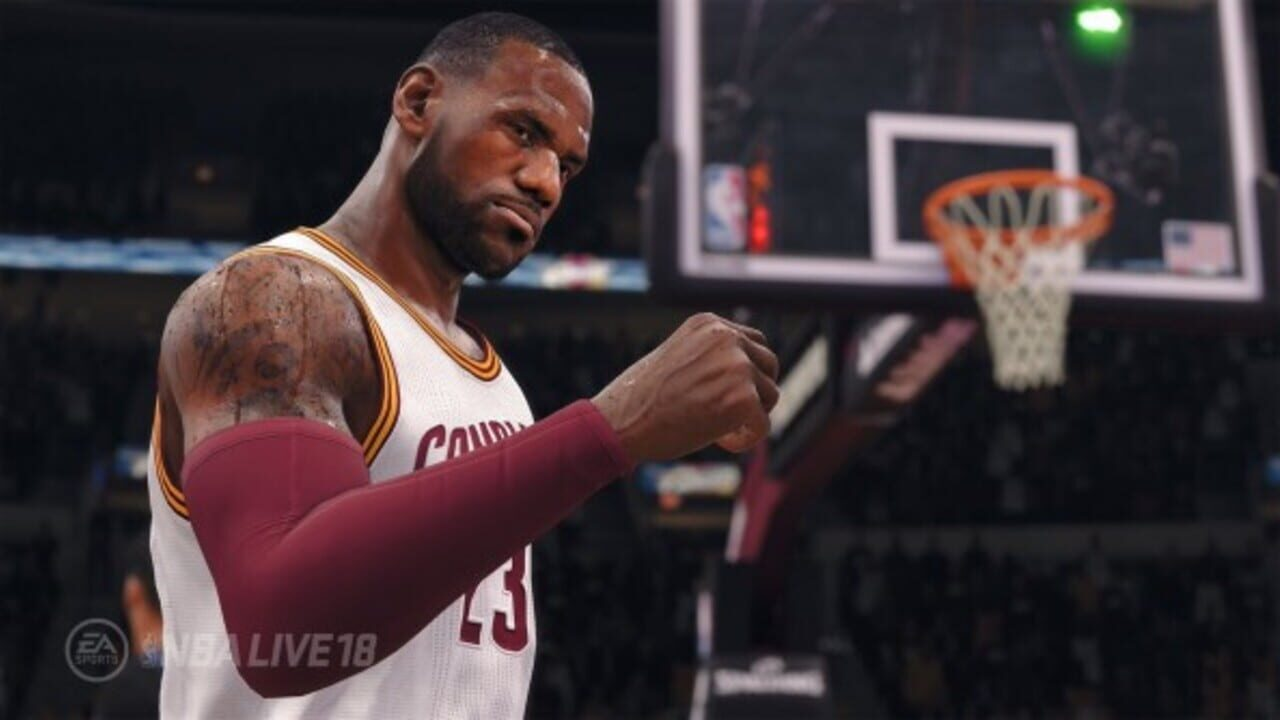 NBA Live 18 macOS & Windows 4