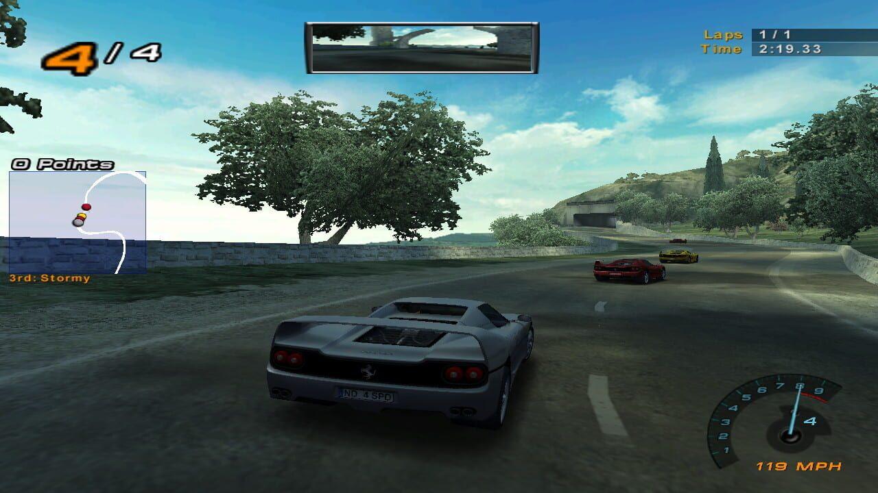 تحميل لعبة نيد فور سبيد هوت برسويت الجزء الثاني - Need for Speed: Hot Pursuit II