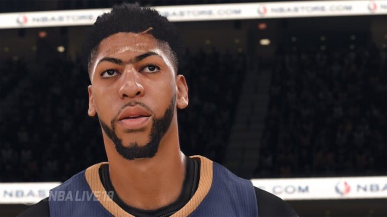 NBA Live 18 macOS & Windows 1