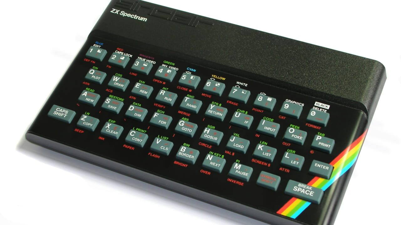 Image of ZX Spectrum