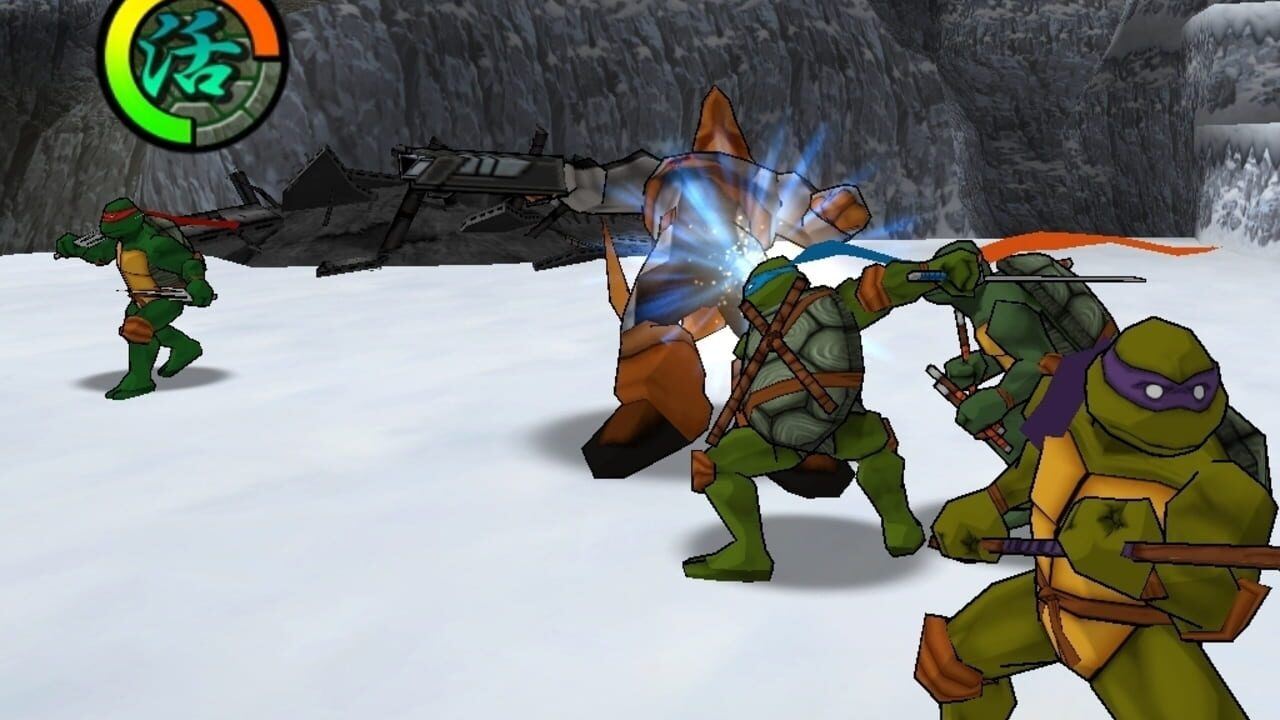 Teenage Mutant Ninja Turtles 2 Battle Nexus