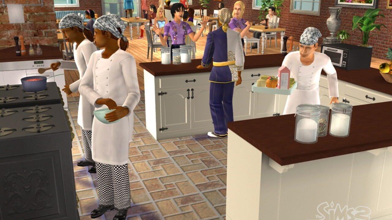 The Sims 9 Kitchen & Bath Interior Design Stuff