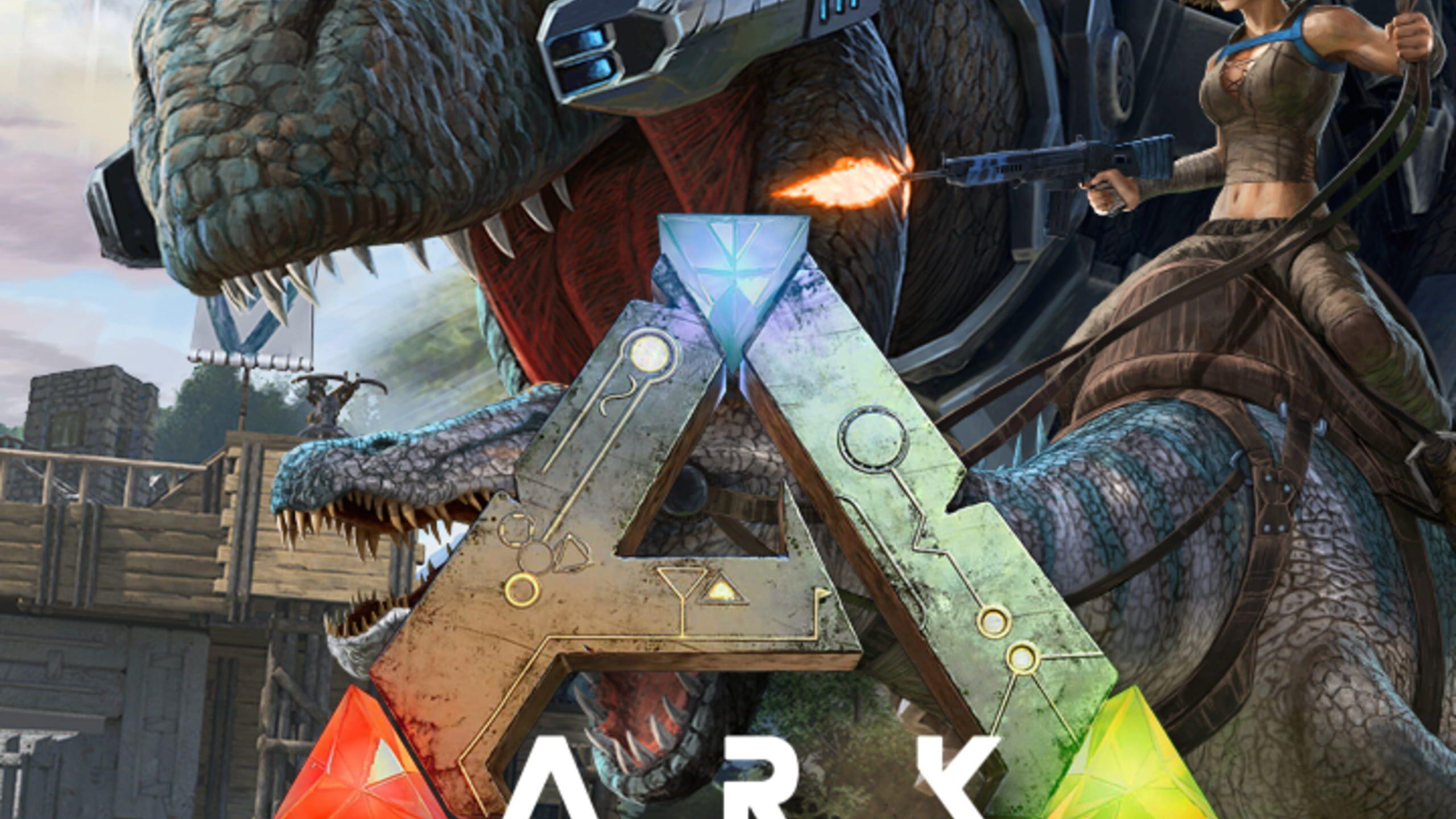 game cover art for ARK: Survival Evolved