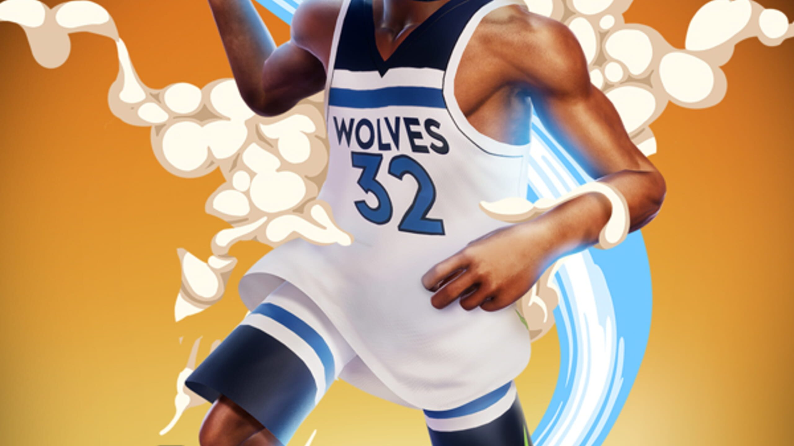 game cover art for NBA 2K Playgrounds 2