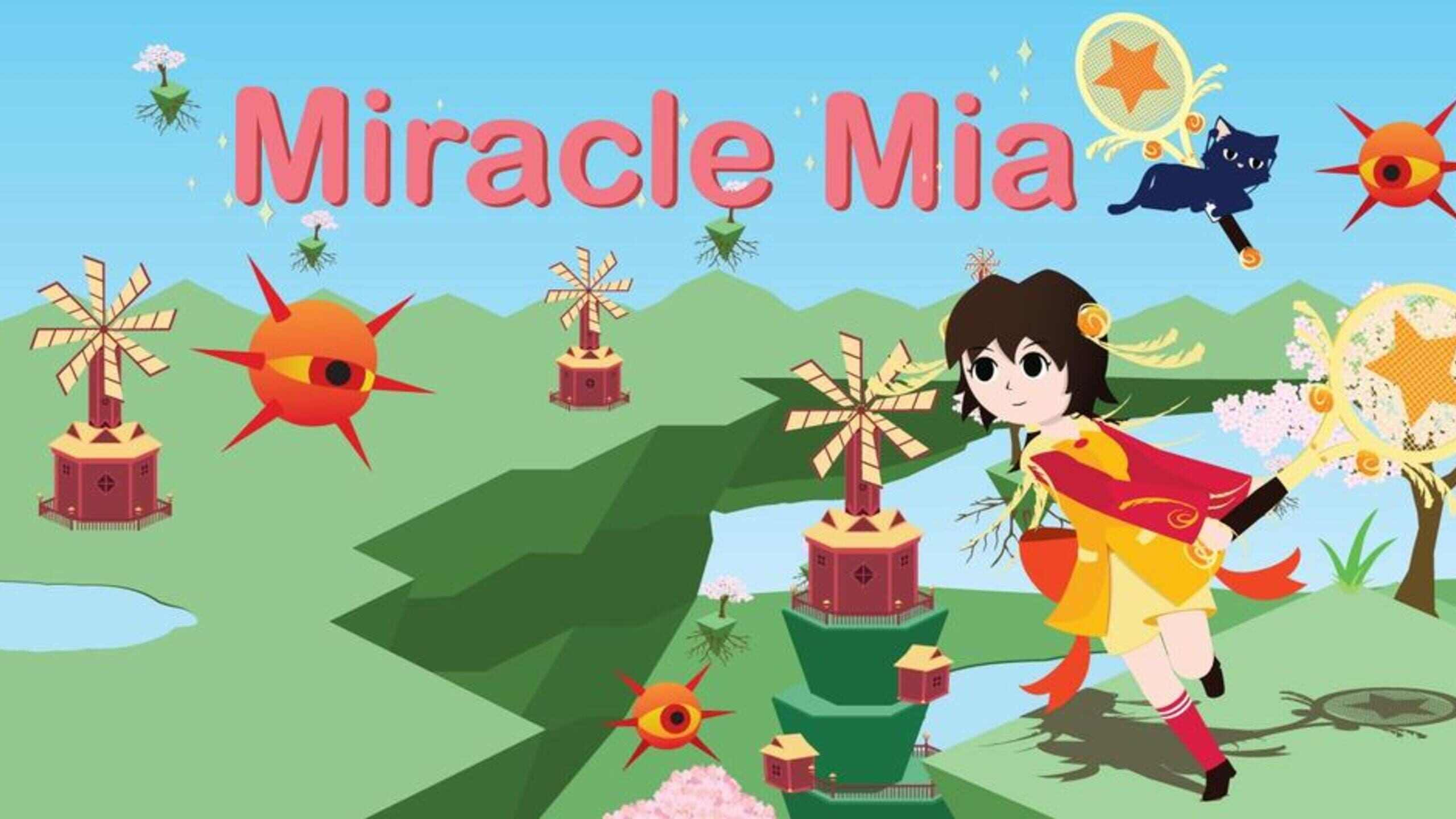 game cover art for Miracle Mia