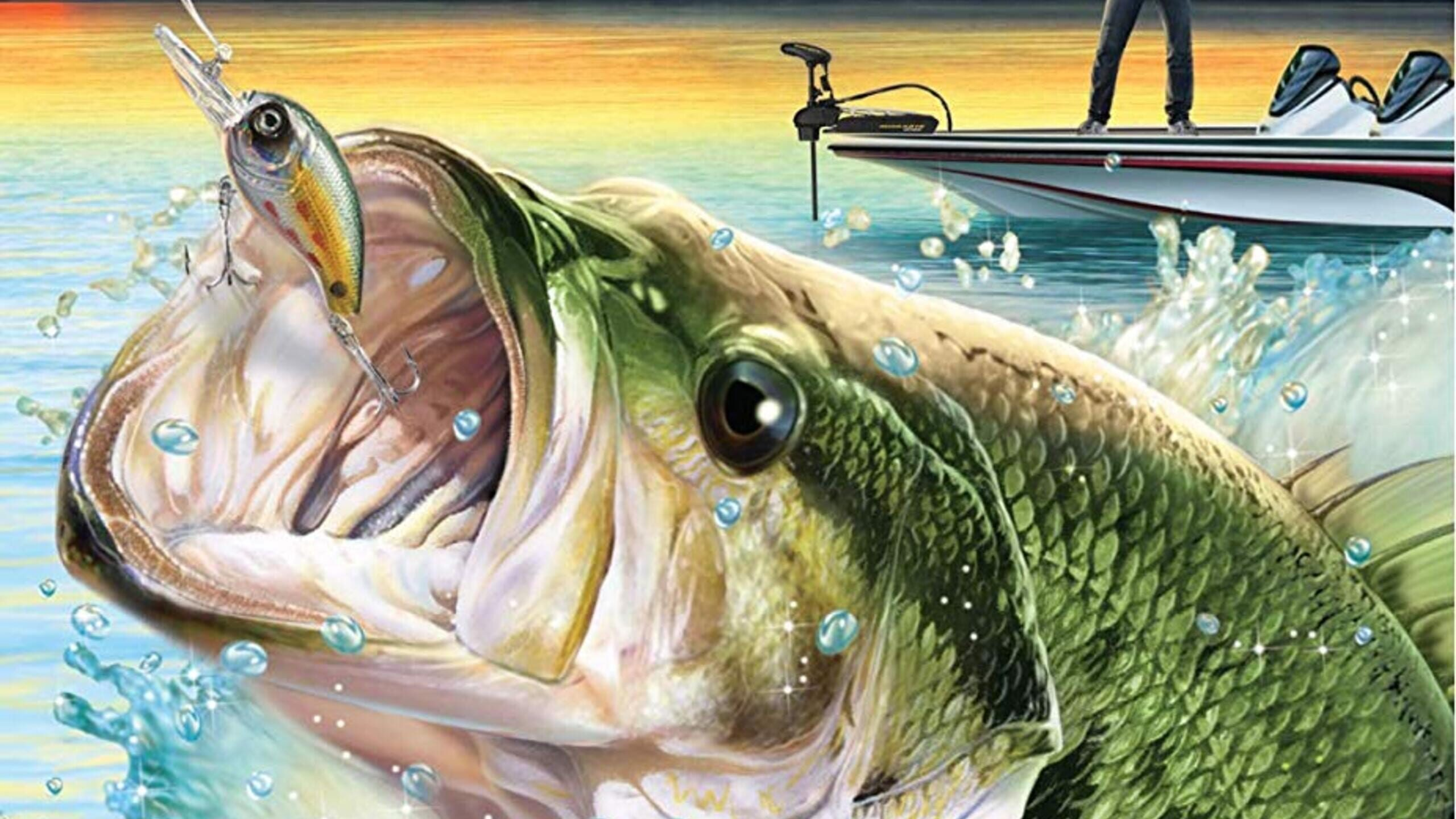 game cover art for Bass Pro Shops: The Strike - Championship Edition