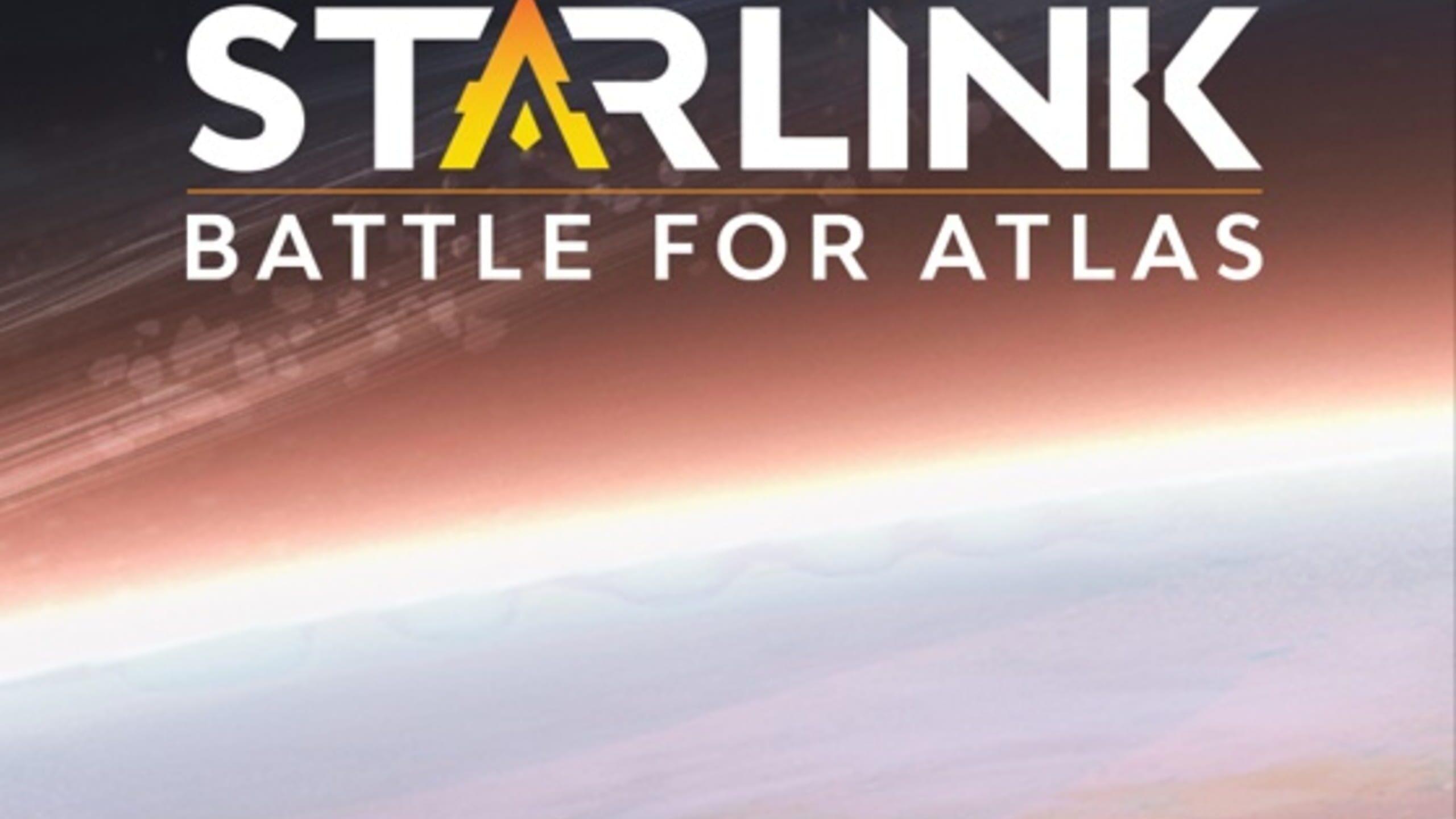 game cover art for Starlink: Battle for Atlas