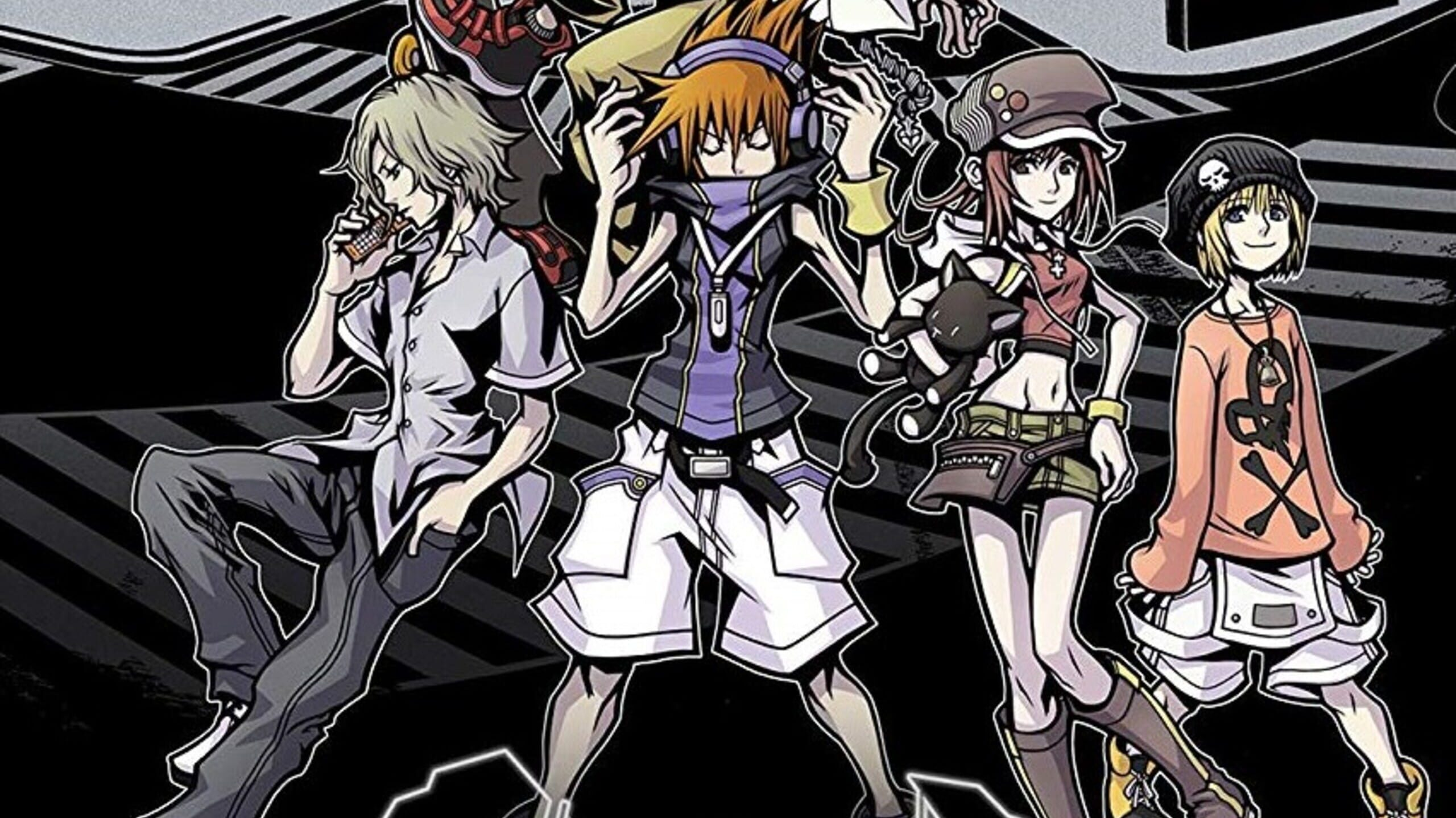 game cover art for The World Ends With You: Final Remix