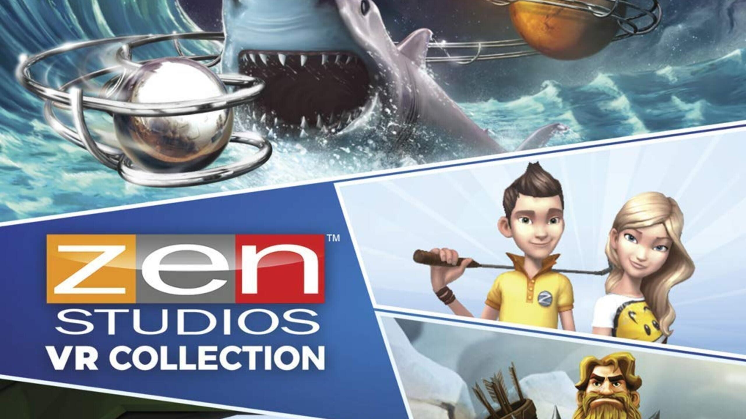 game cover art for Zen Studios VR Collection