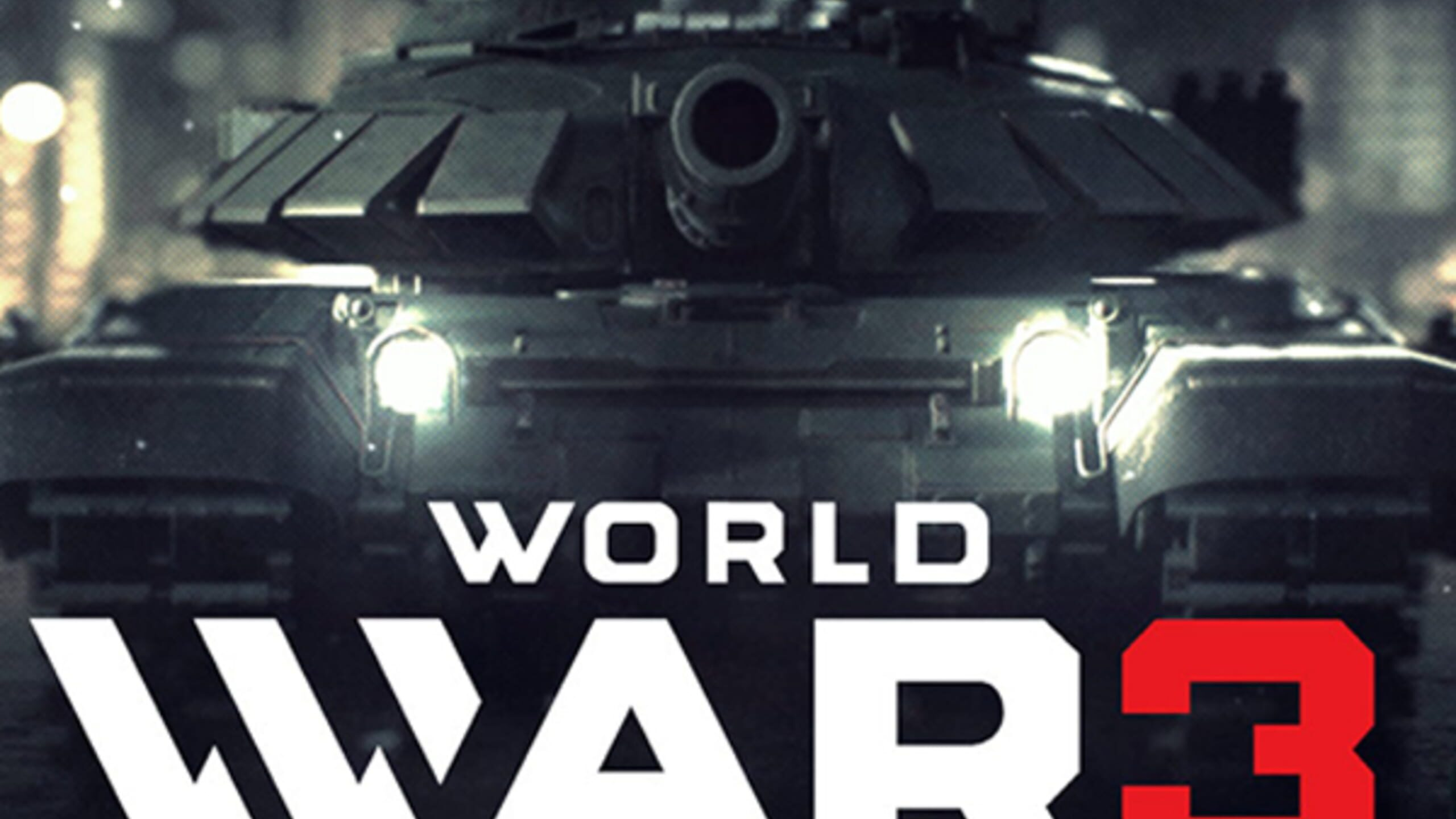 game cover art for World War 3