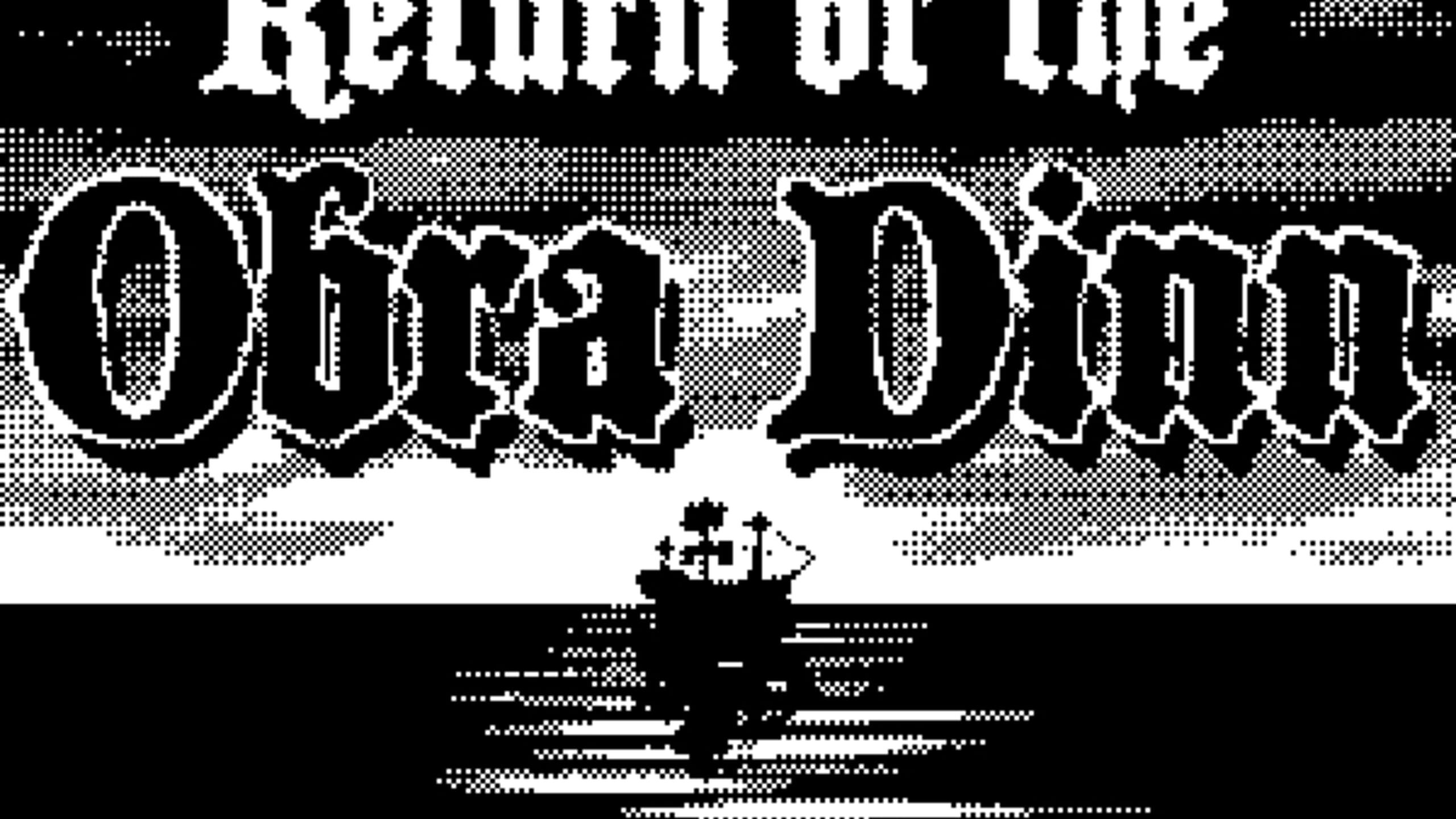 game cover art for Return of the Obra Dinn