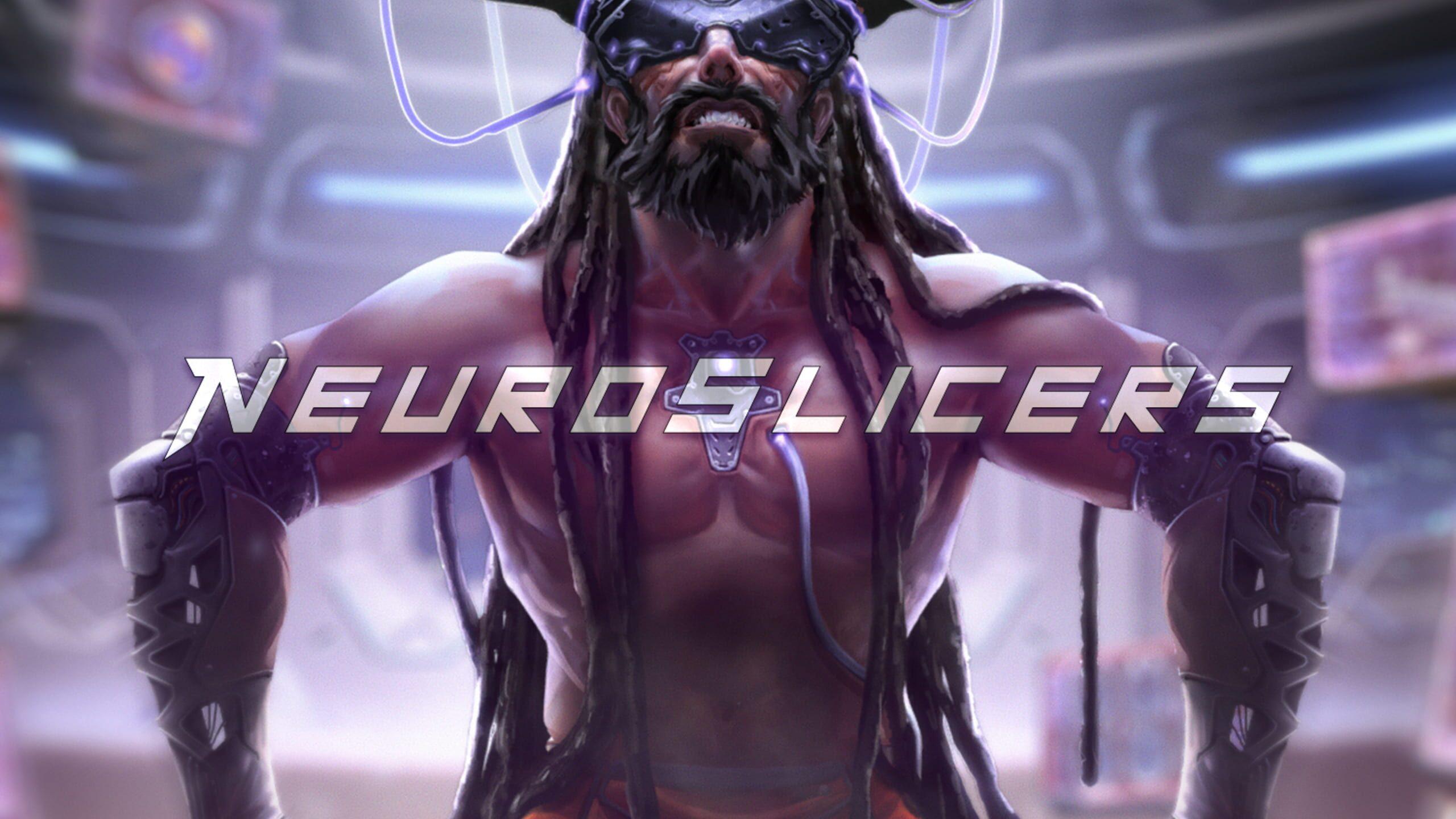 game cover art for NeuroSlicers