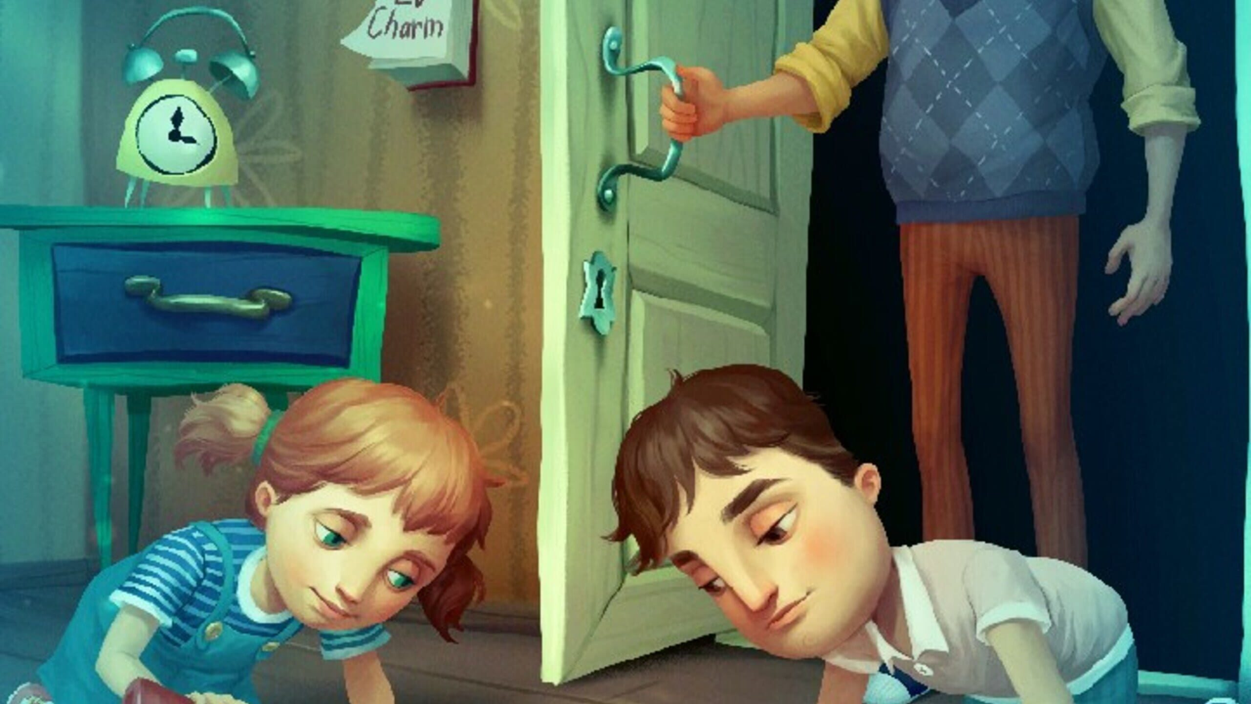 game cover art for Hello Neighbor: Hide and Seek