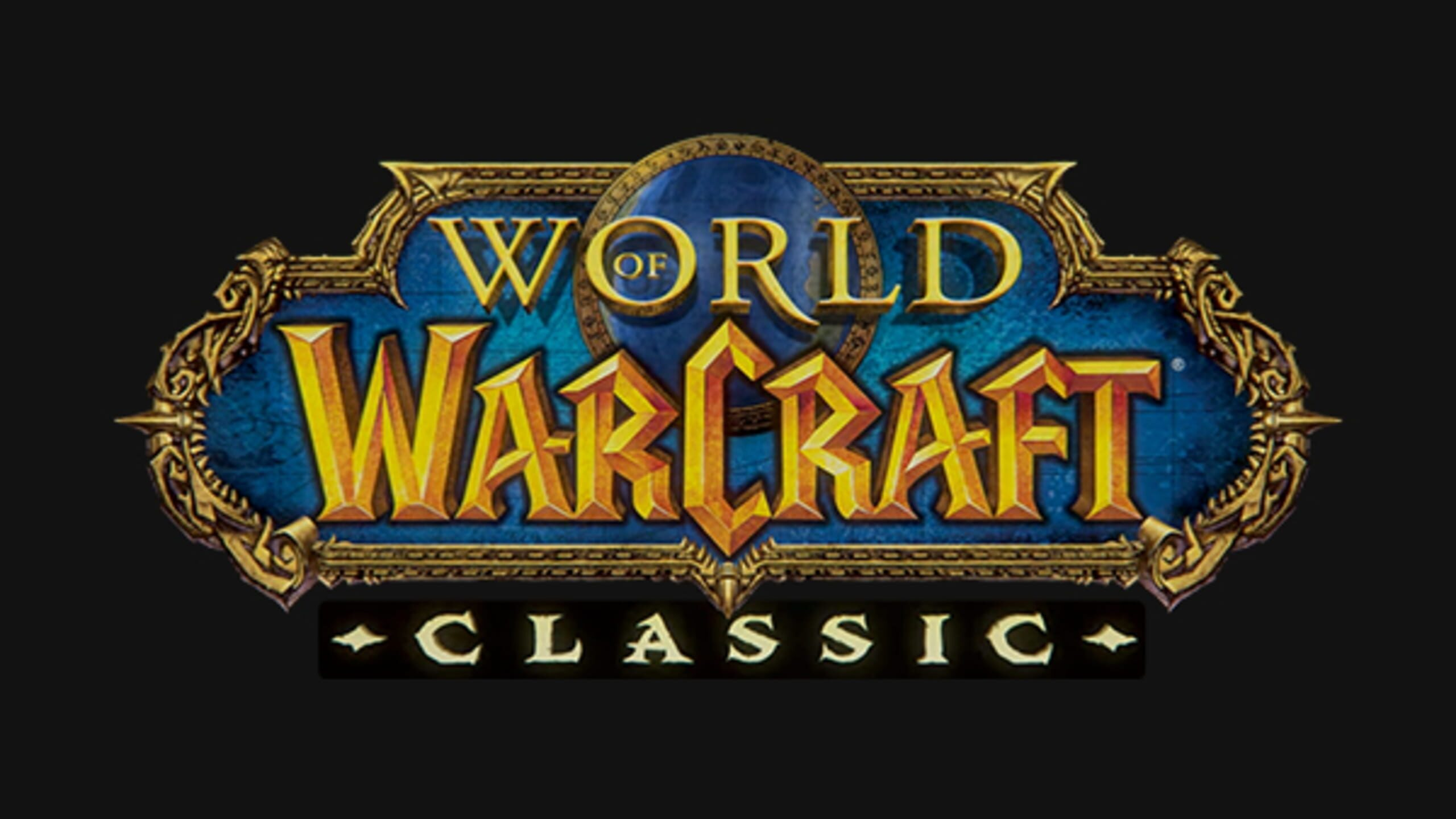game cover art for World of Warcraft Classic