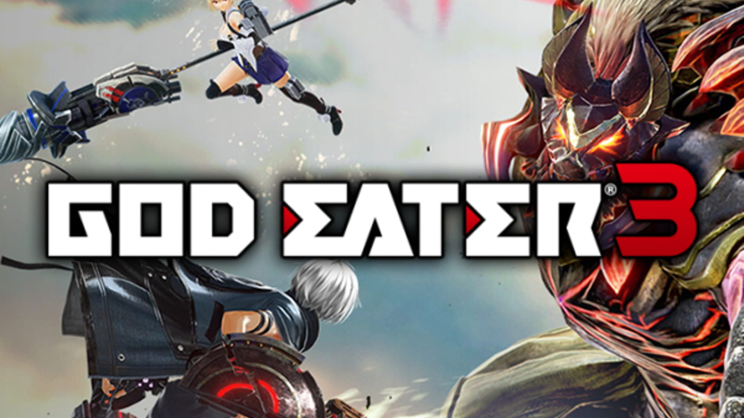 game cover art for God Eater 3