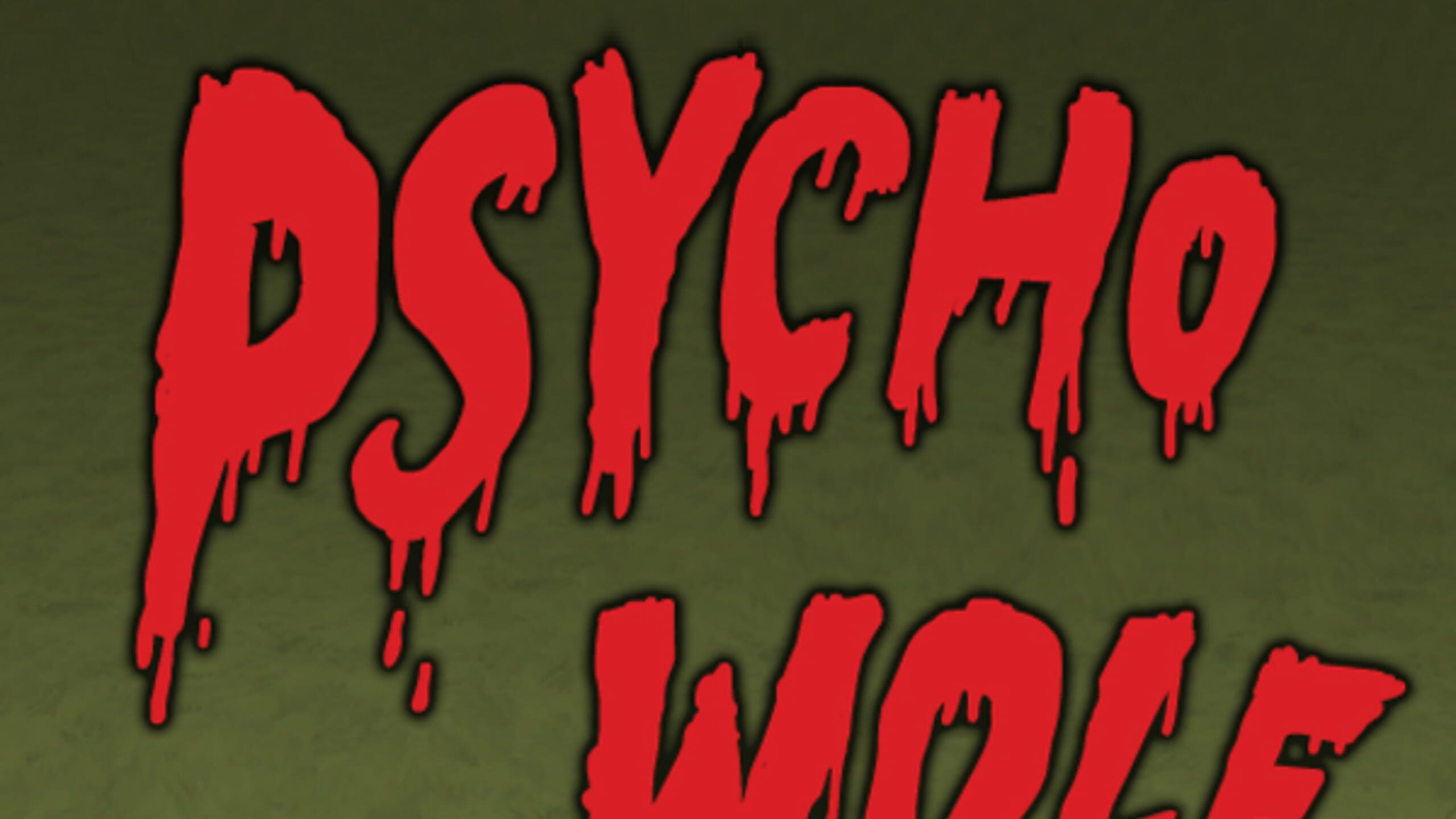 game cover art for Psycho Wolf