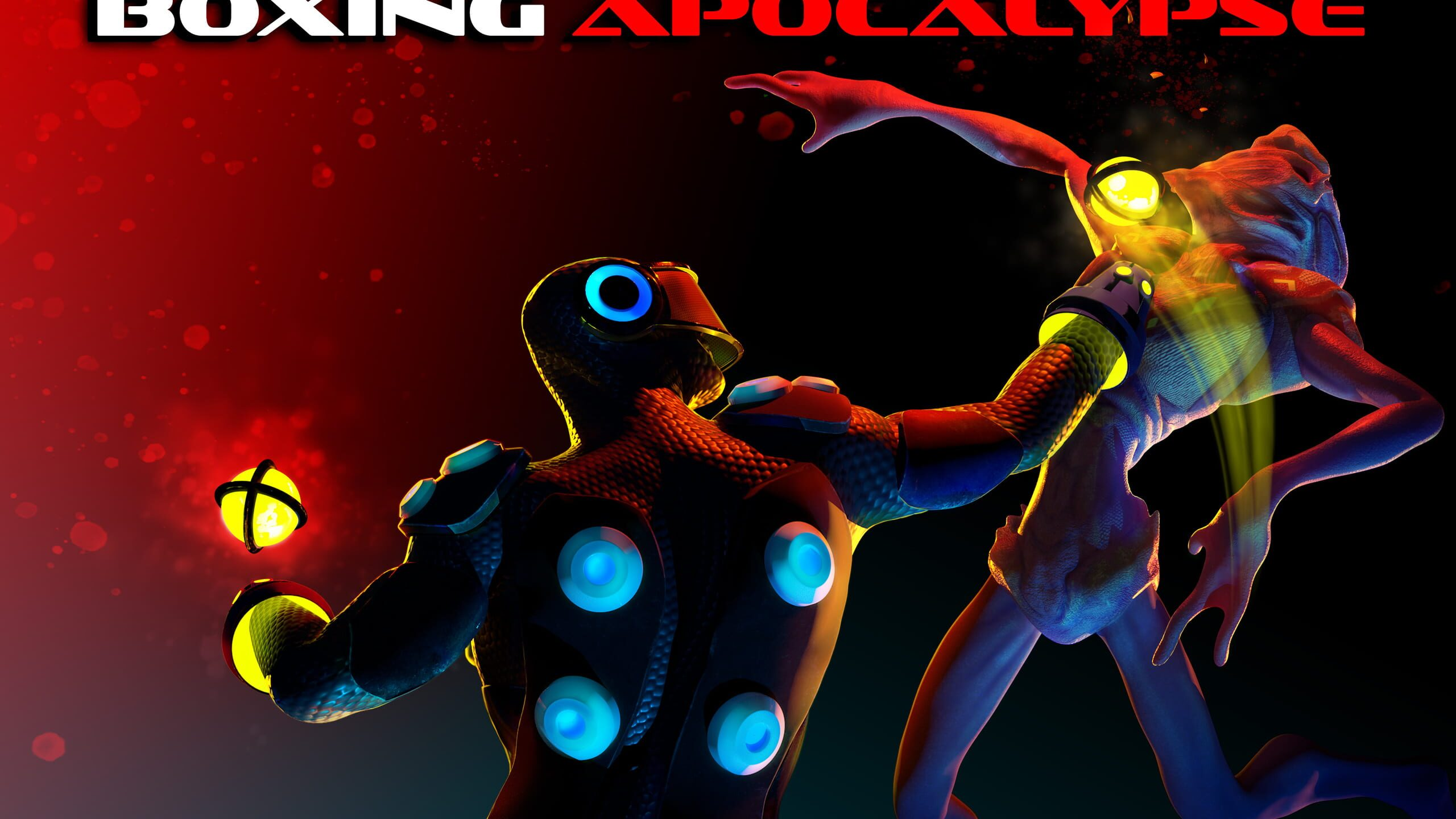 game cover art for Boxing Apocalypse