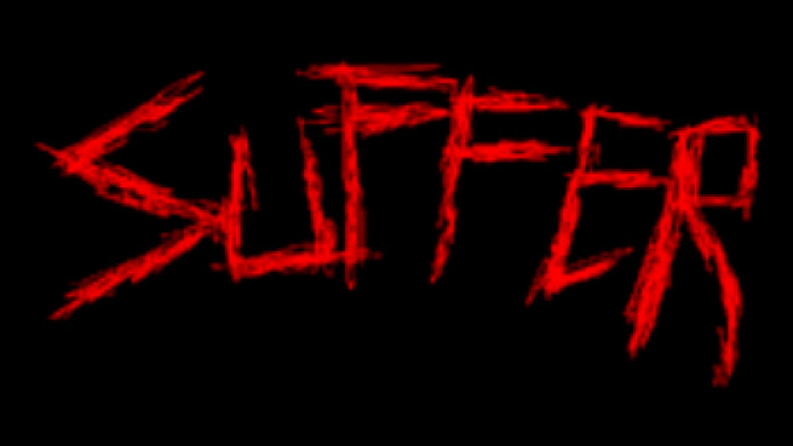 game cover art for SUFFER